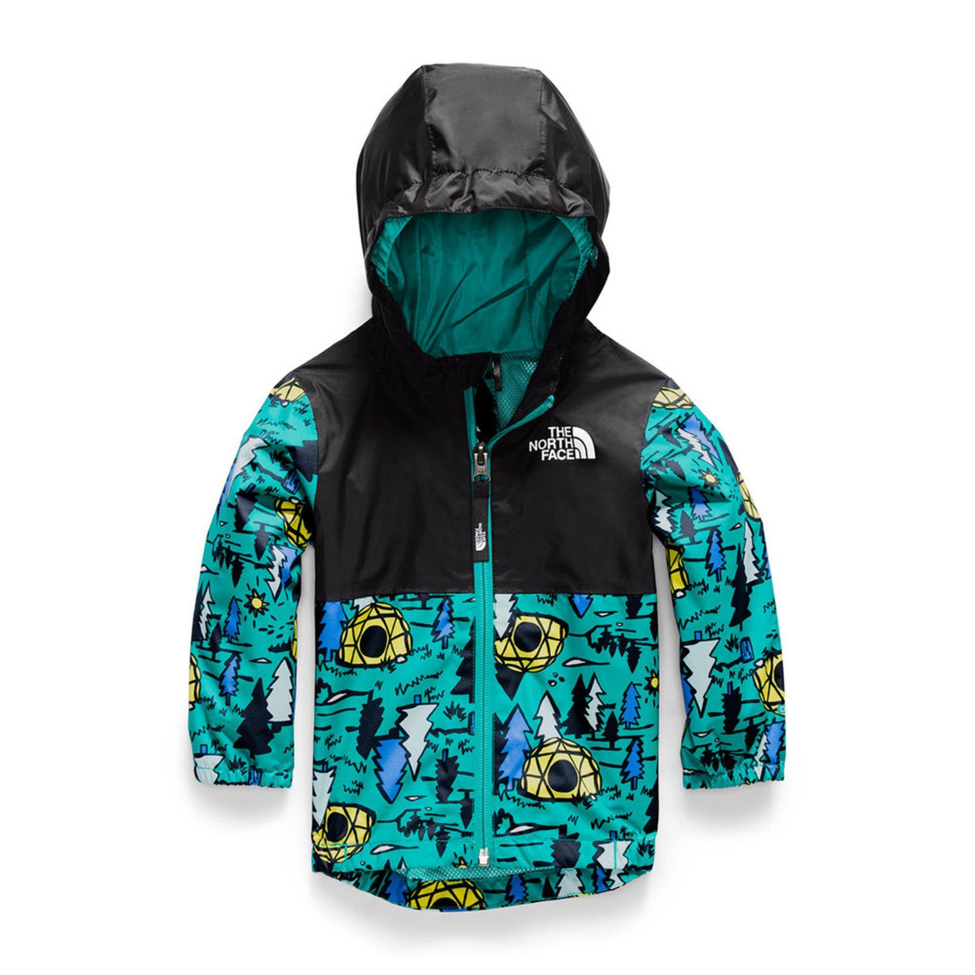 The North Face Kids Baby Boys Zipline Rain Jacket Toddler