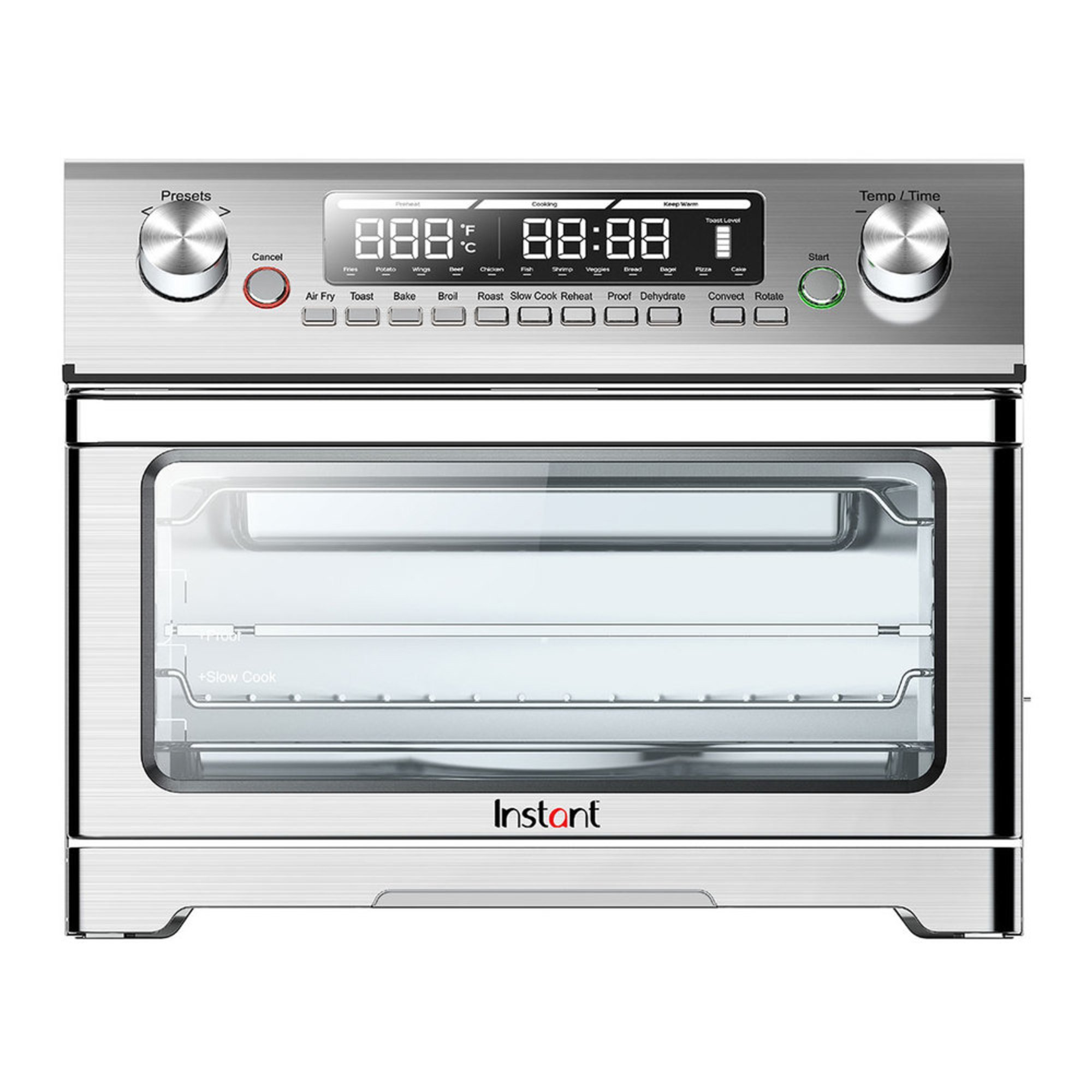 Instant Pot Omni Plus 26l Toaster Oven Air Fryer Fryers For