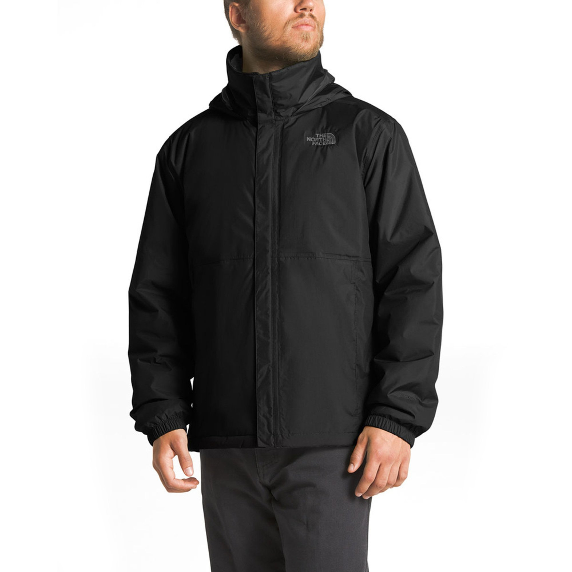 fashion styles first look preview of The North Face Men's Resolve Insulated Jacket | Outdoor ...