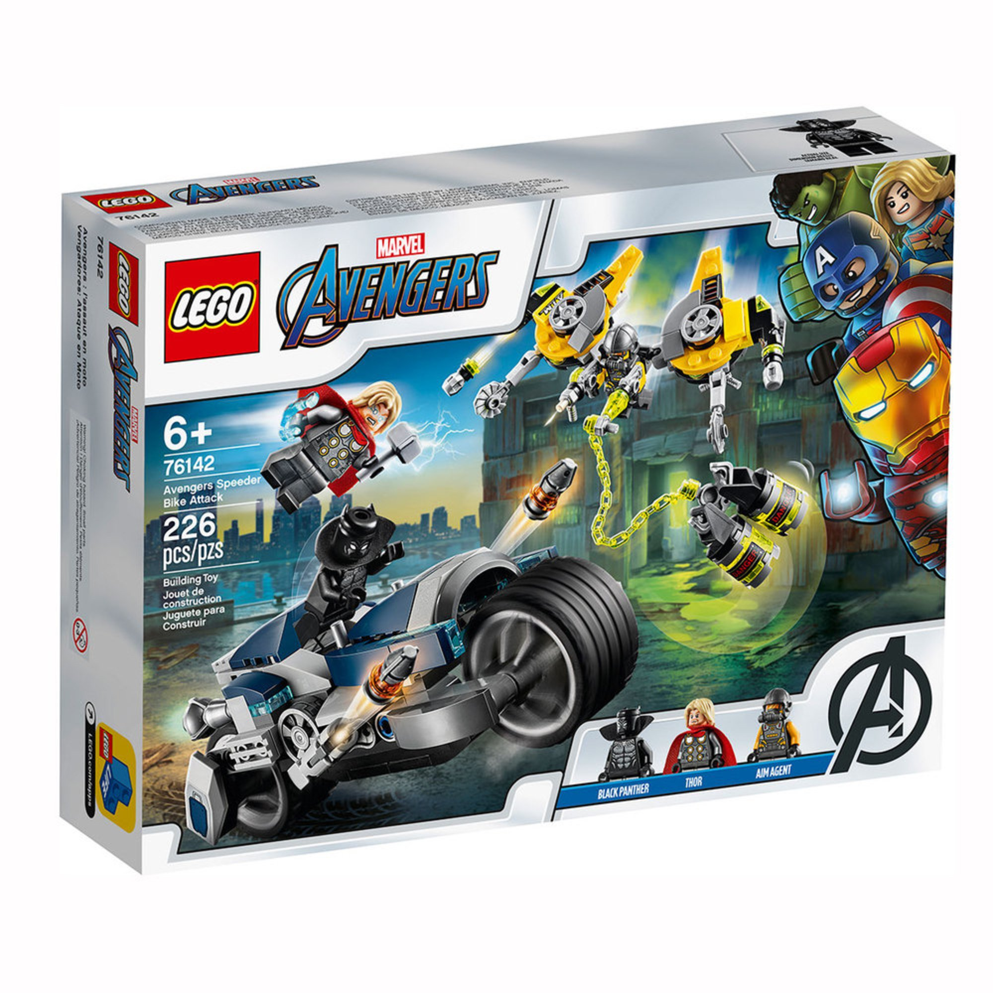 LEGO AIM Minifigure From Super Heroes New Set