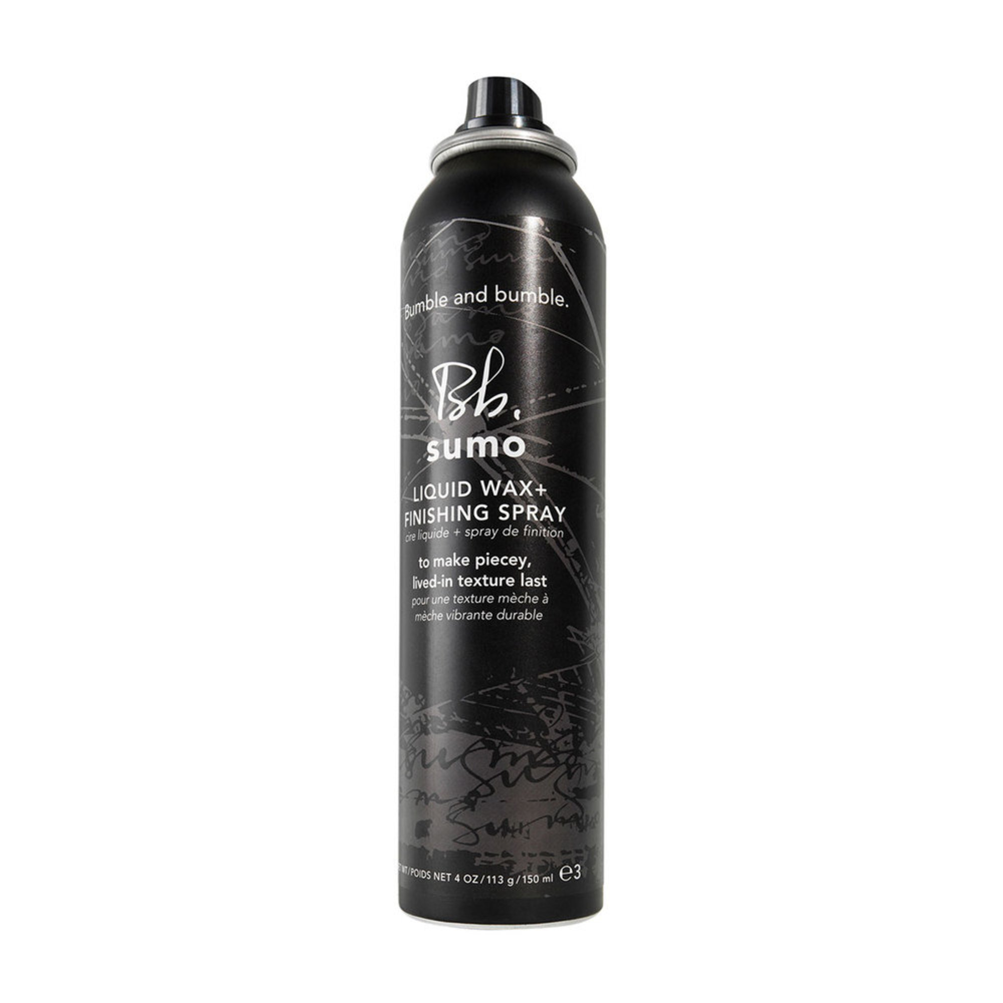 Bumble And Bumble Sumo Liquid Wax Finishing Spray Hairspray Beauty Shop Your Navy Exchange Official Site