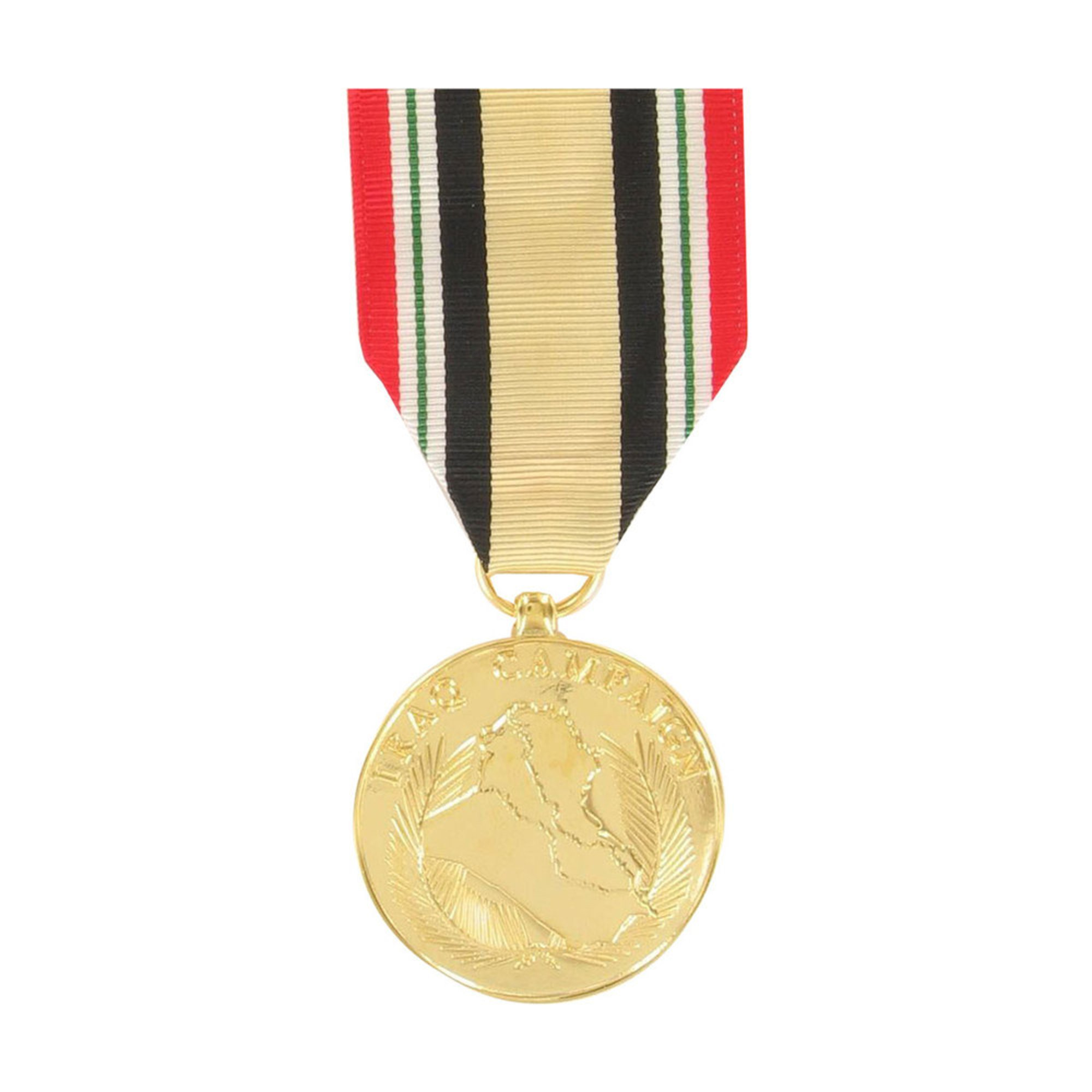 Medal Large Anodized Iraq Campaign | Search Results