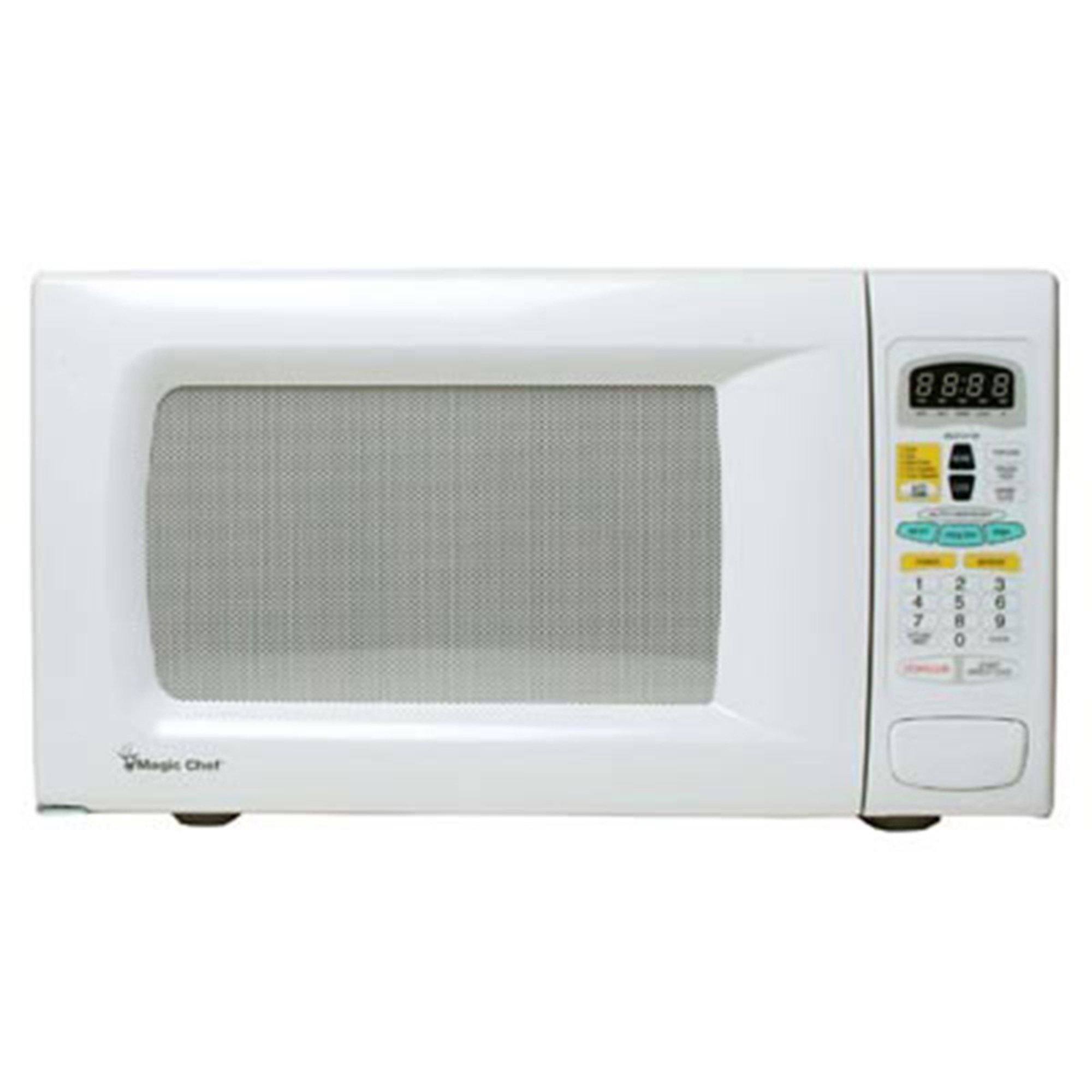 Countertop Microwave For Sale : Magic Chef 1.3-cuft Microwave - White Countertop Microwaves For ...