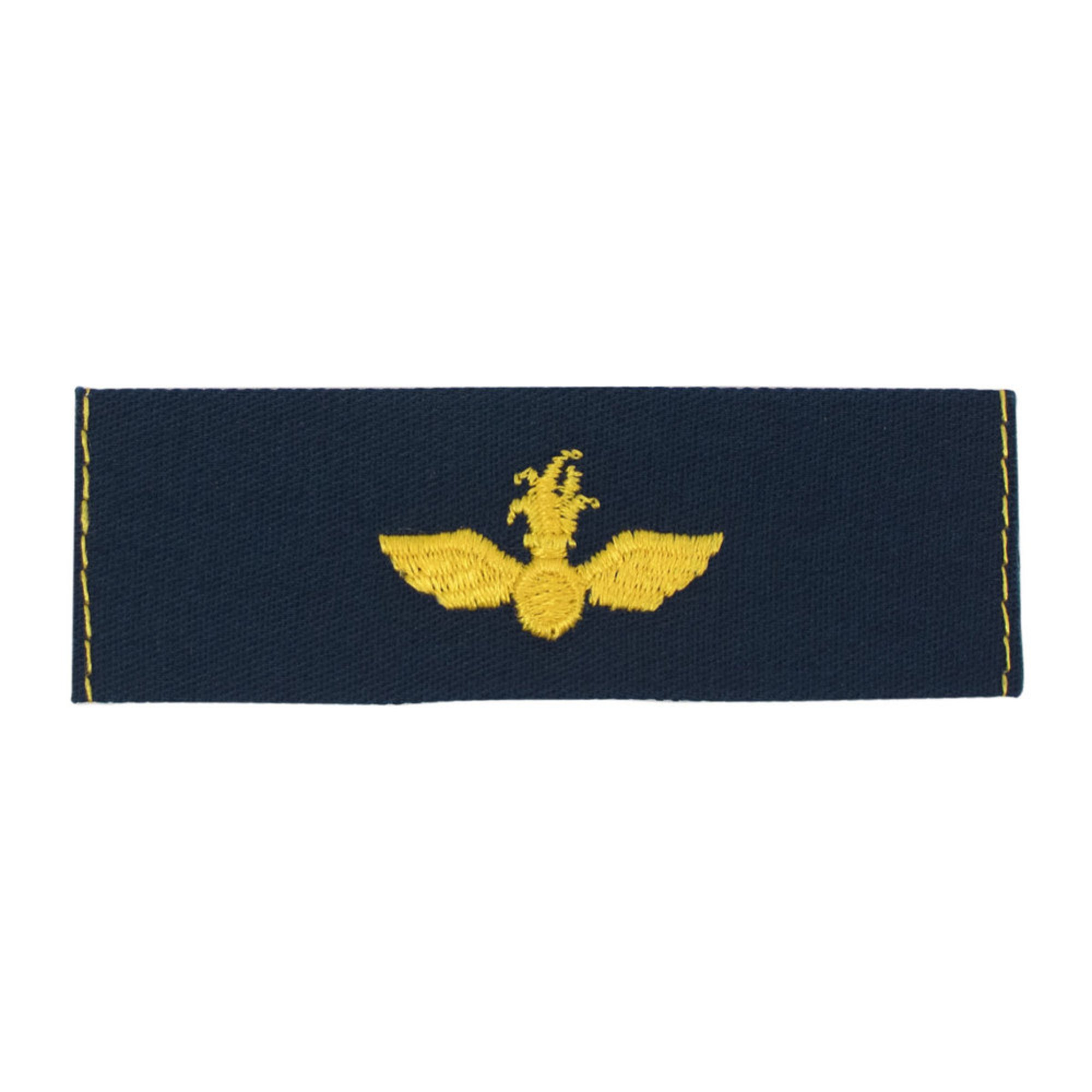 Navy Coverall Collar Device Cwo Aviation Ordinance