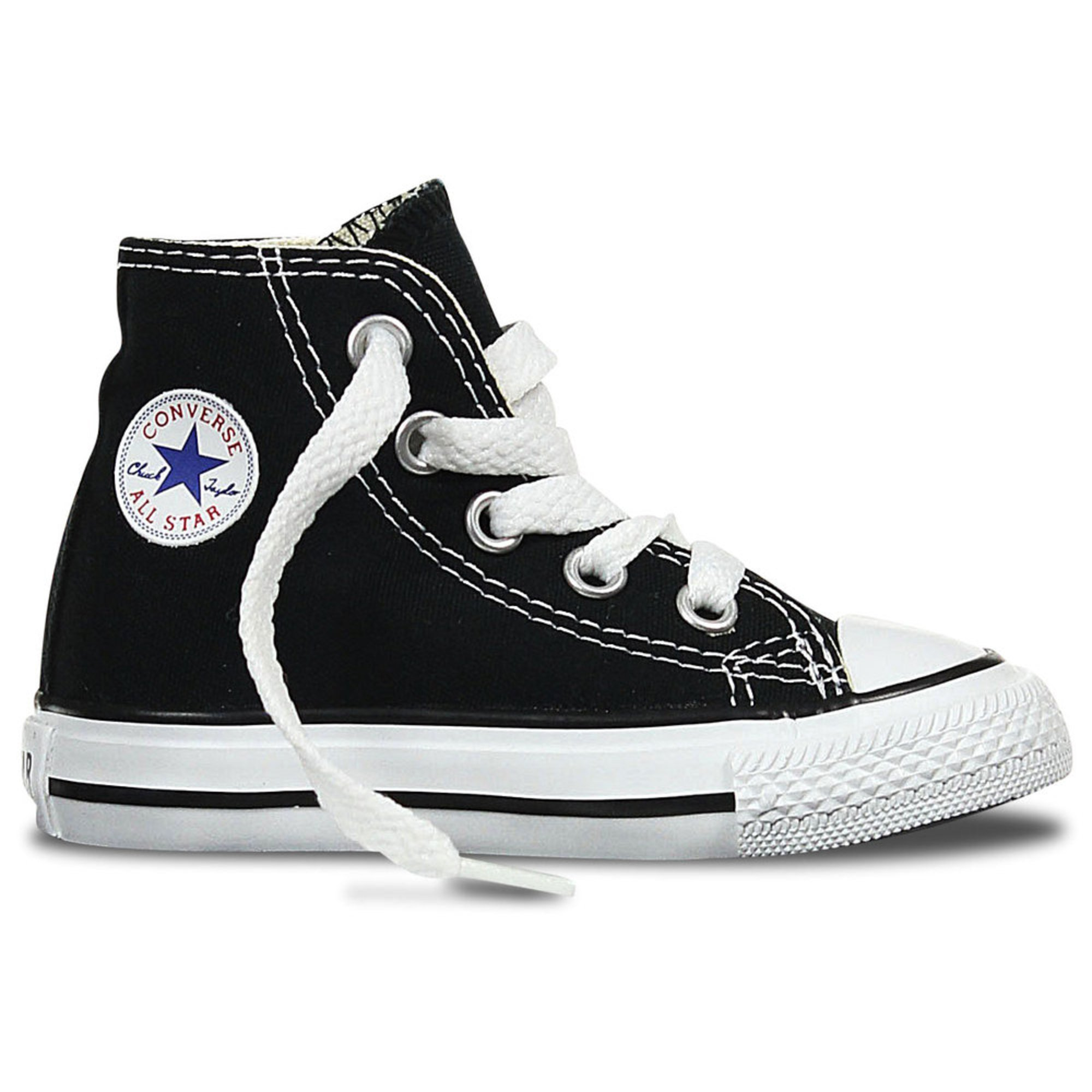 Converse Boys Chuck Taylor All Star Hi Top Basketball Shoe (infant ... 86c8b38e6245