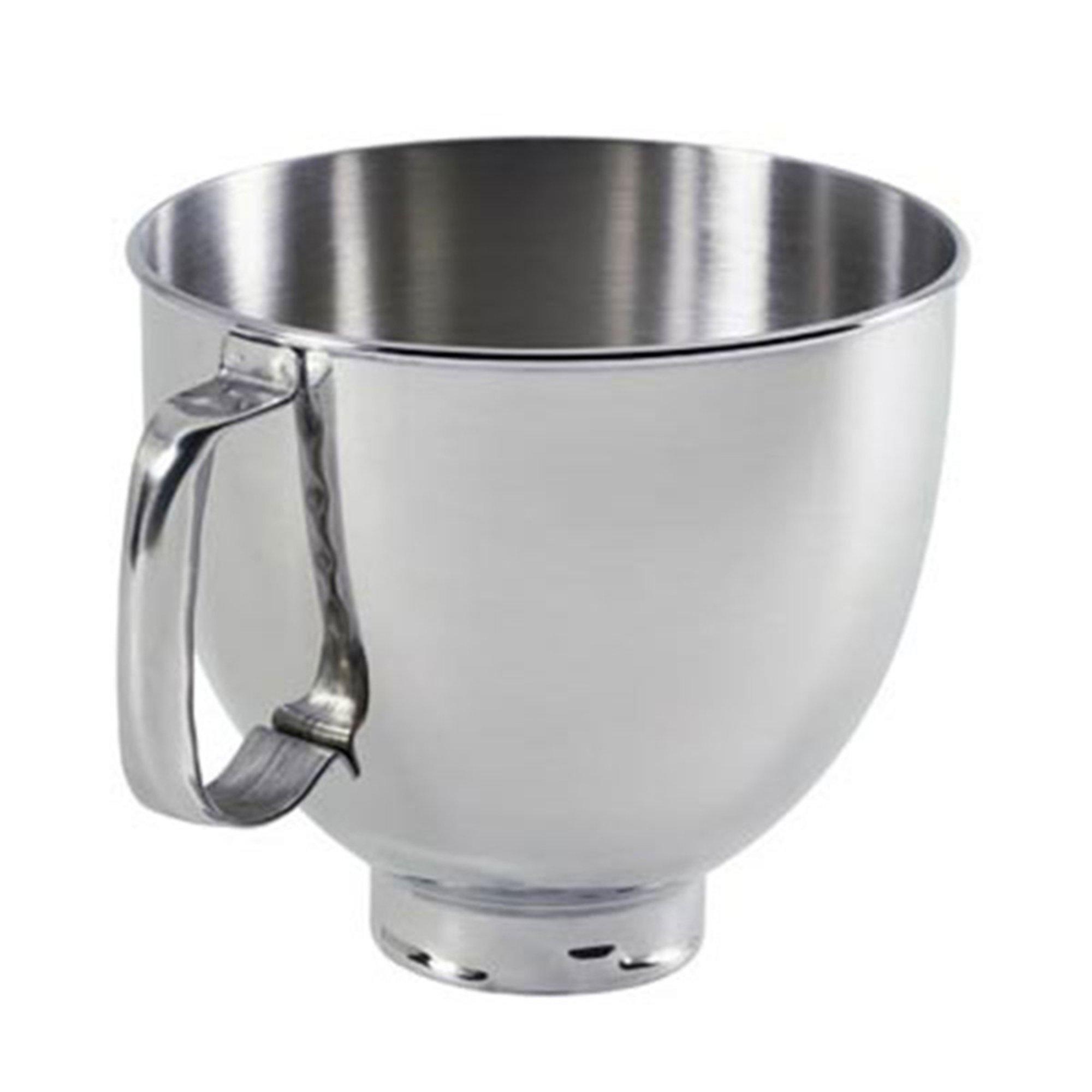 Kitchenaid 5 Quart Polished Stainless Steel Bowl W