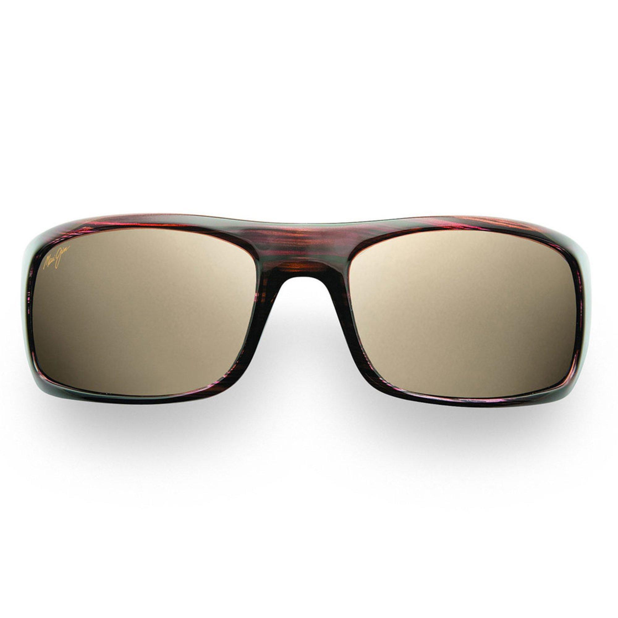 e91d558dcba Maui Jim Unisex Peahi Polarized Sunglasses Dark Tortoise/bronze 65mm |  Men's Sunglasses | Accessories - Shop Your Navy Exchange - Official Site