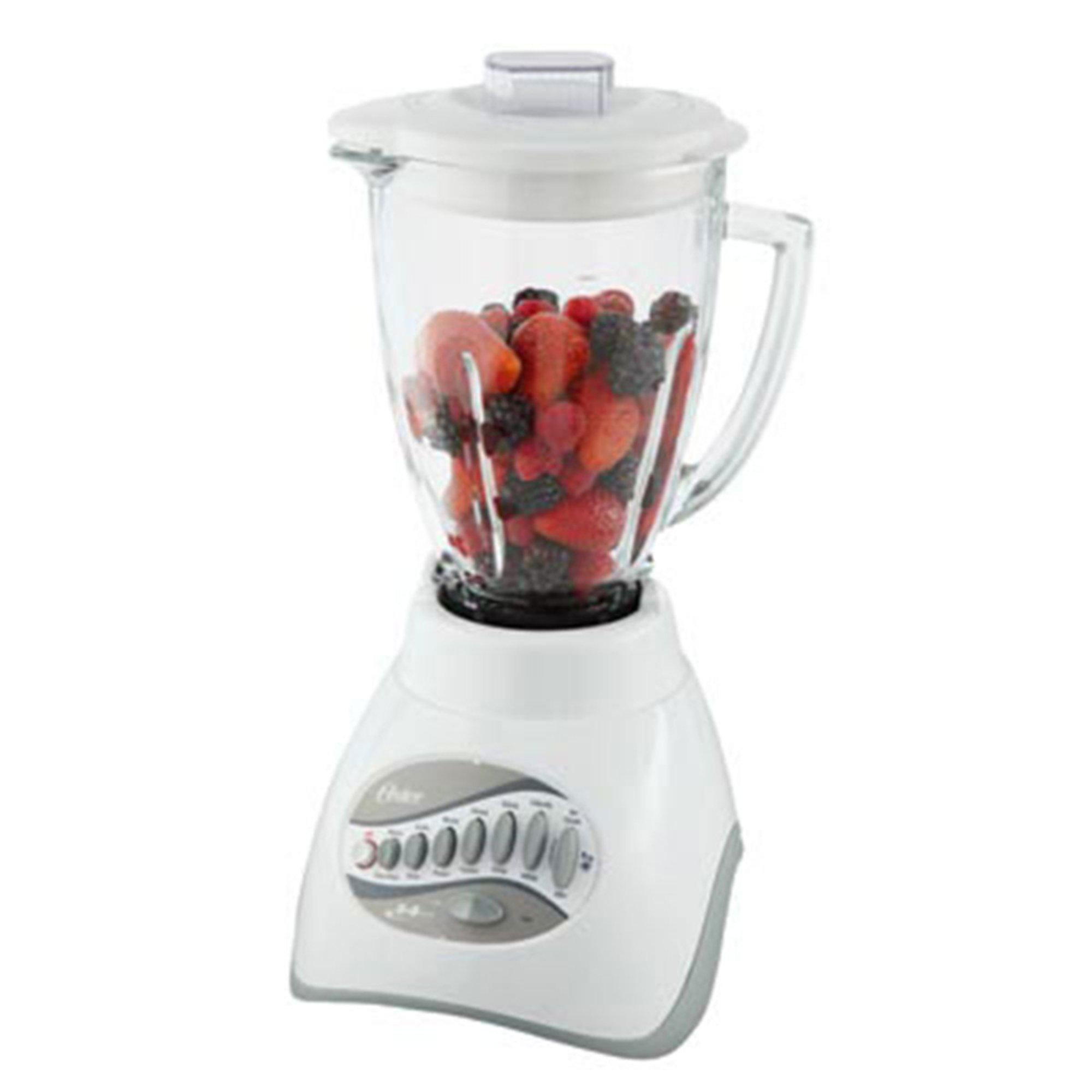 Dimensions Oster Blender ~ Oster precise blend blender glass jar white
