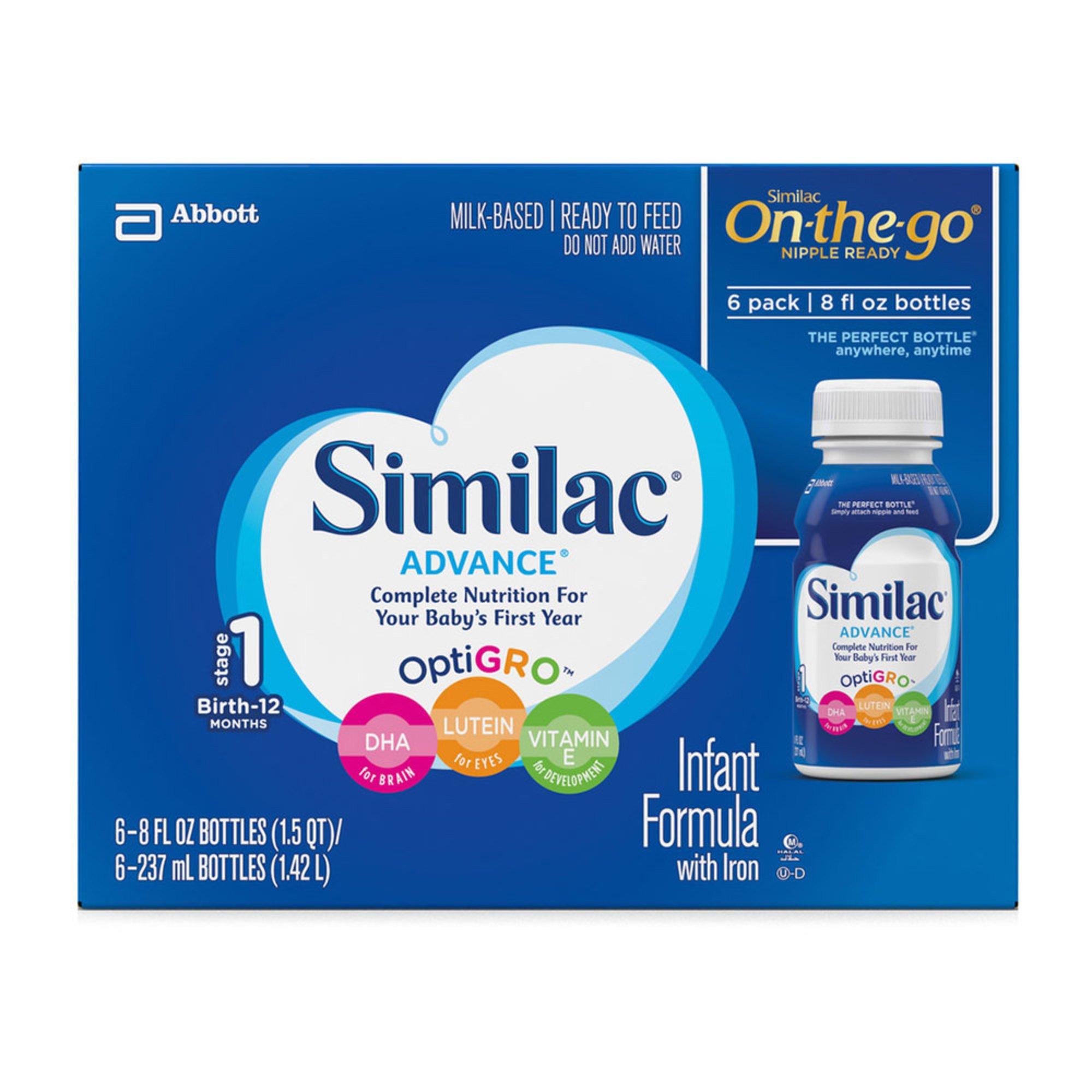 Similac advance 8 oz powder price