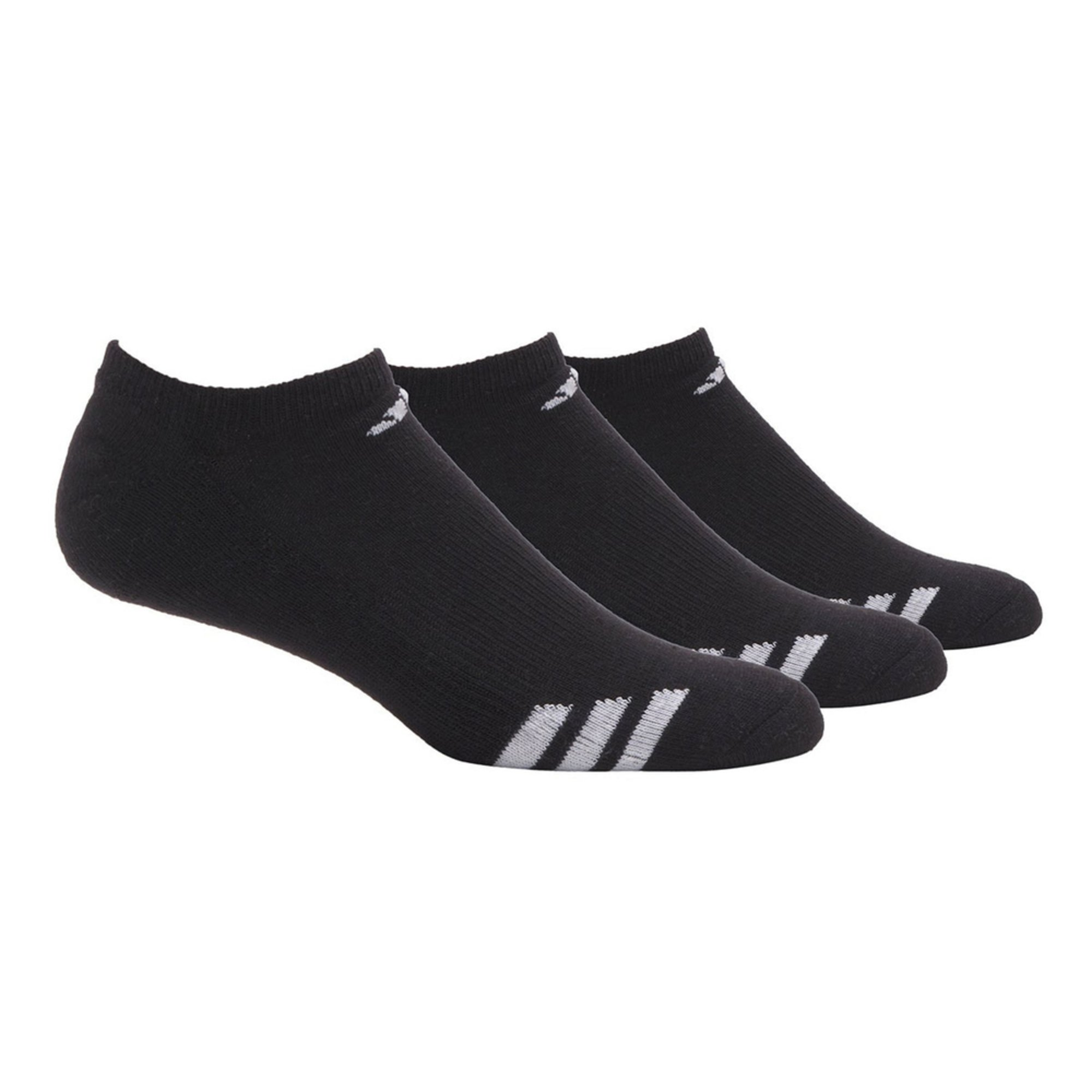 super popular 63e6c 65f8f Adidas Men's Climalite Cushion 3-pack Low Cut Socks | Active ...