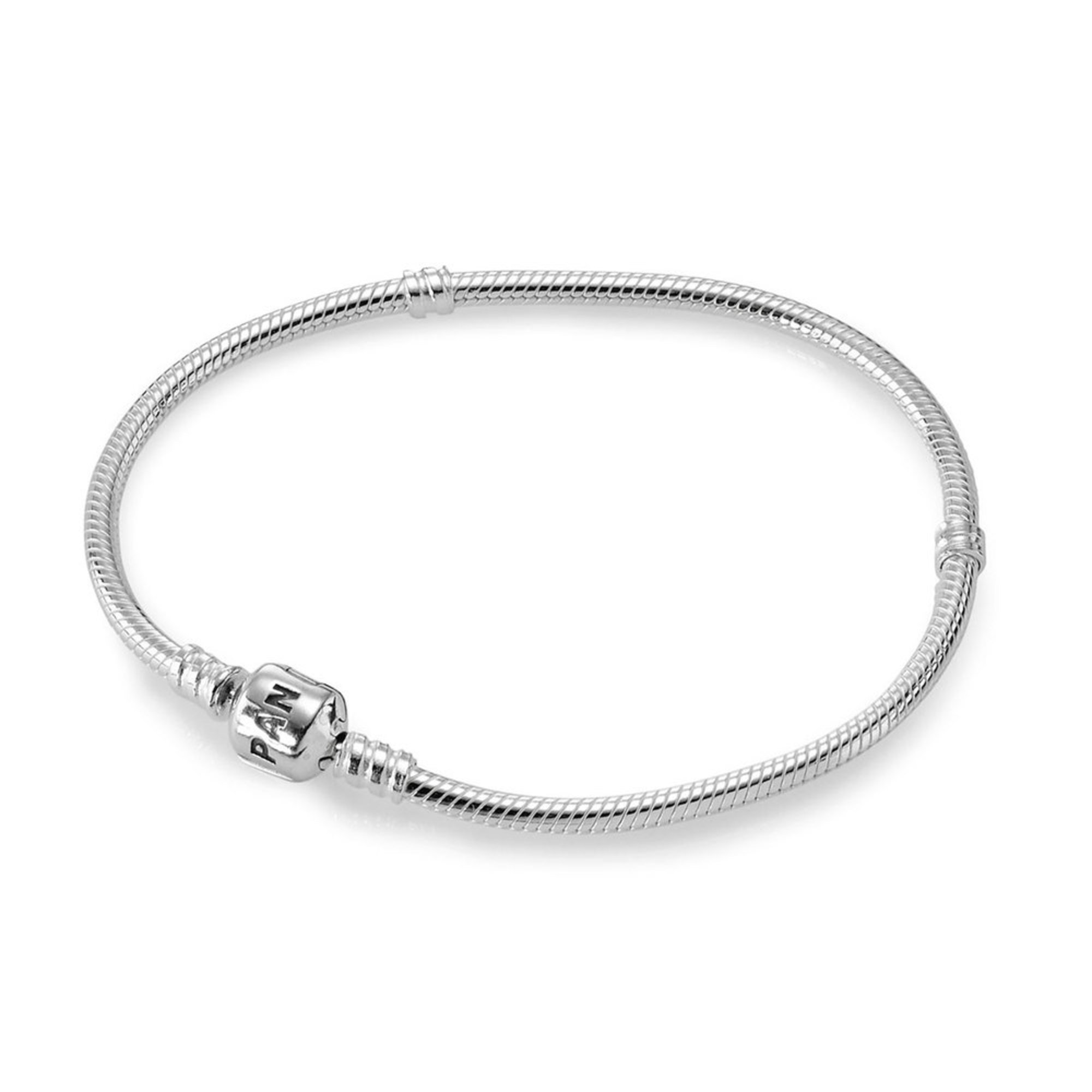 Pandora Iconic Silver Charm Bracelet Size