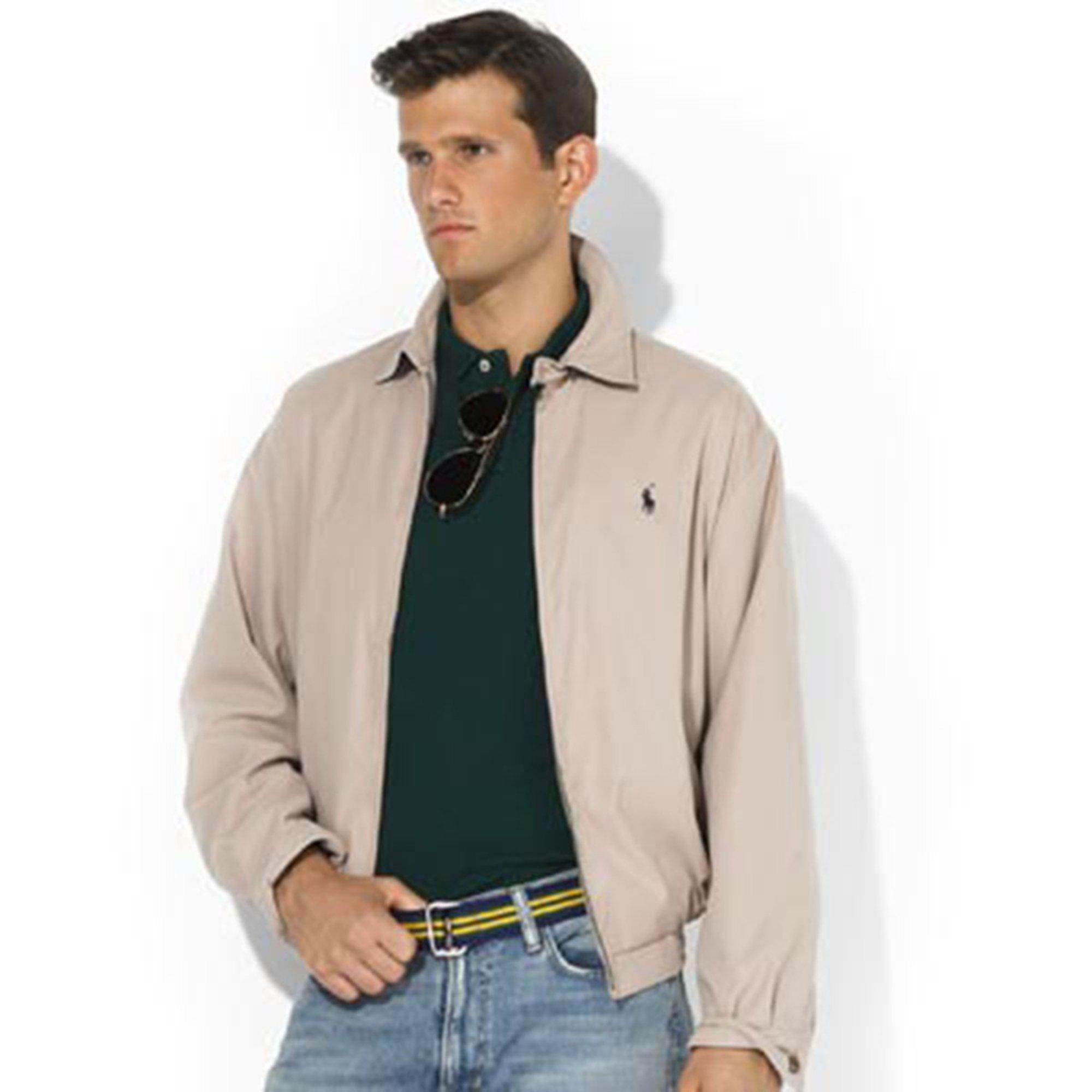 5b956840a Polo Ralph Lauren Bi-Swing Windbreaker Jacket
