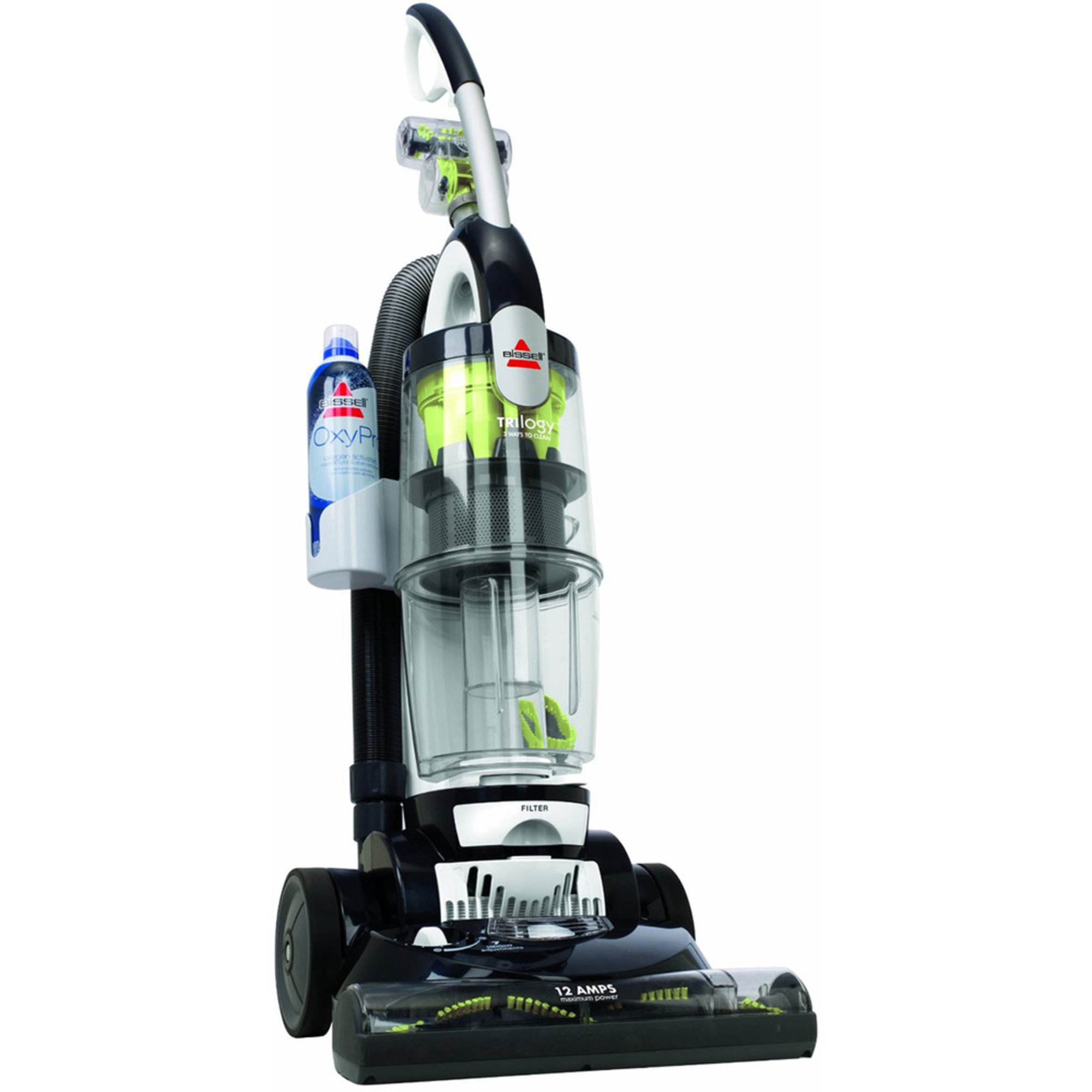 Bissell Trilogy Vacuum 81m9 Upright Vacuums For The