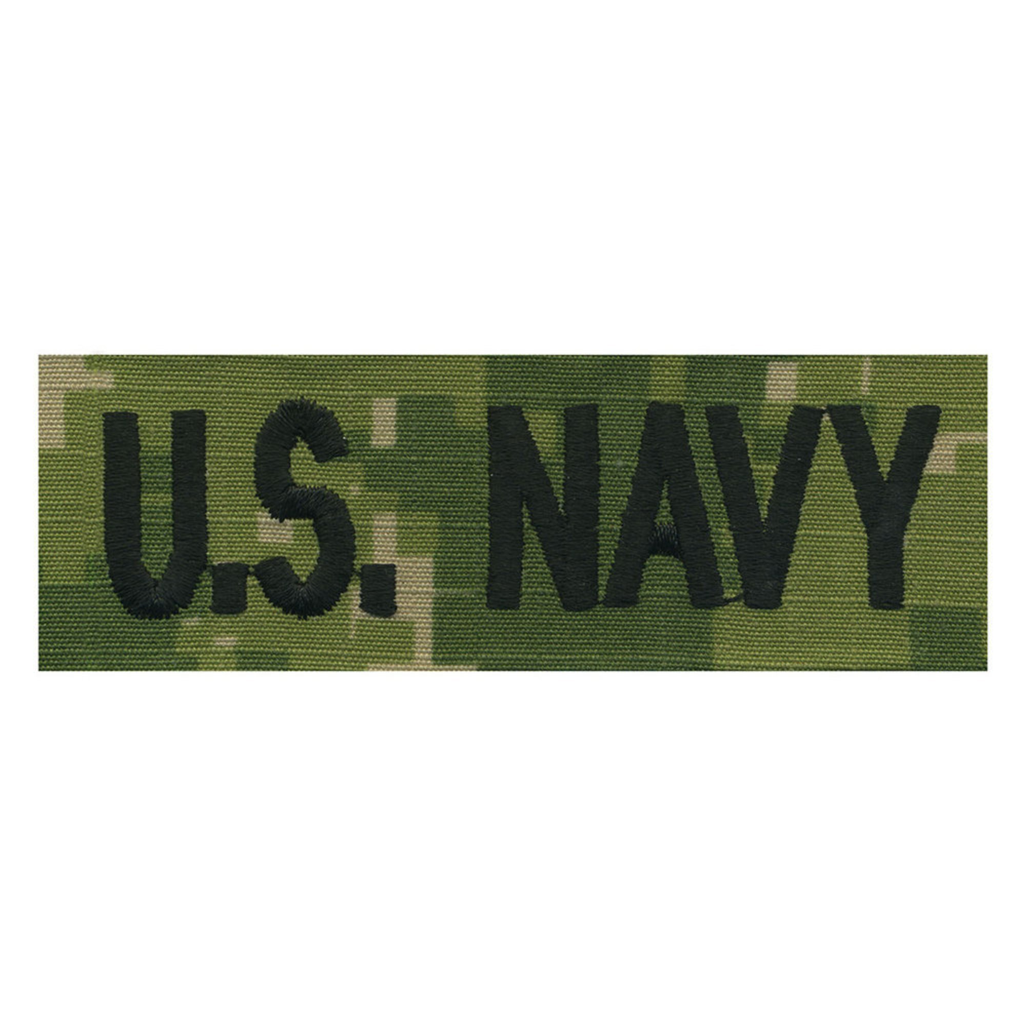 Nwu Type-iii Green Us Navy Tape | Branch Of Service Tapes