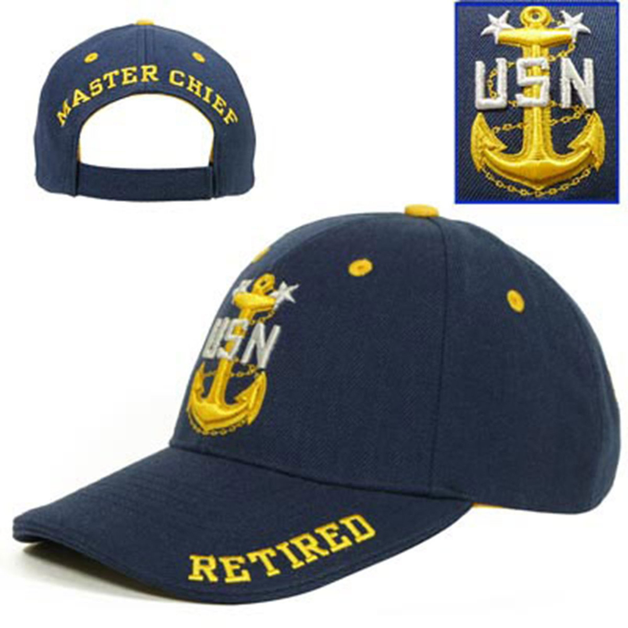 Fire for Effect. Fire For Effect USN Retired Master Chief Cap Navy a87f84ee73f