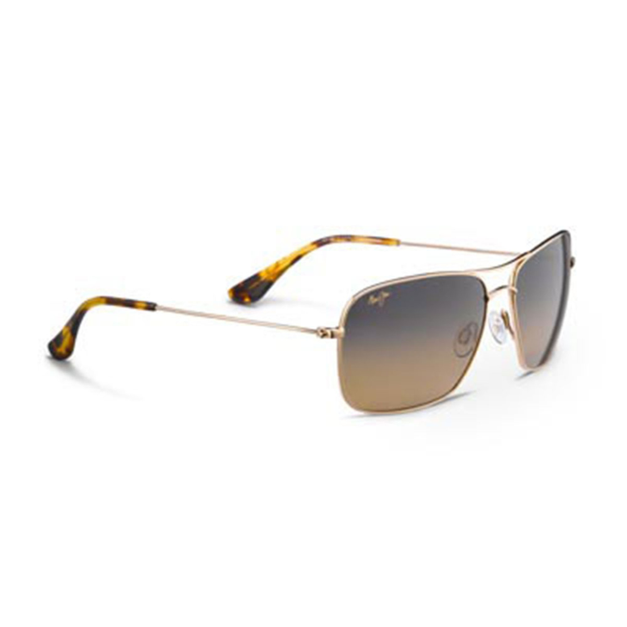 Jim Gold Polarized Unisex Wiki Maui Sunglasses Aviator WD2E9IH