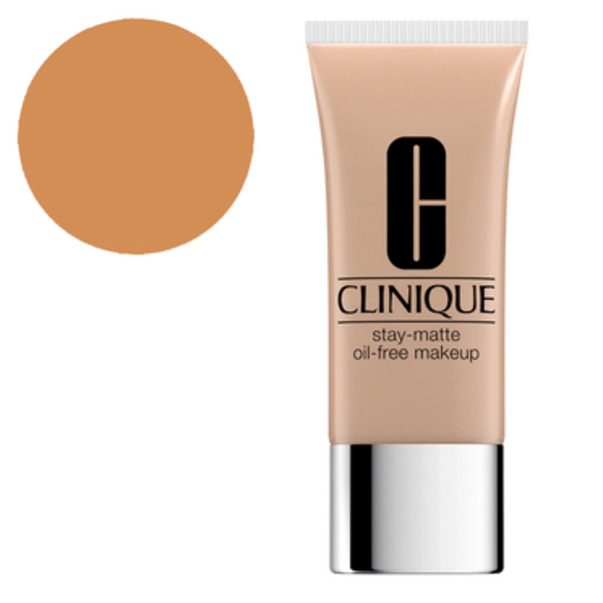 Clinique Stay Matte Oil Free Makeup Deep Neutral Foundation