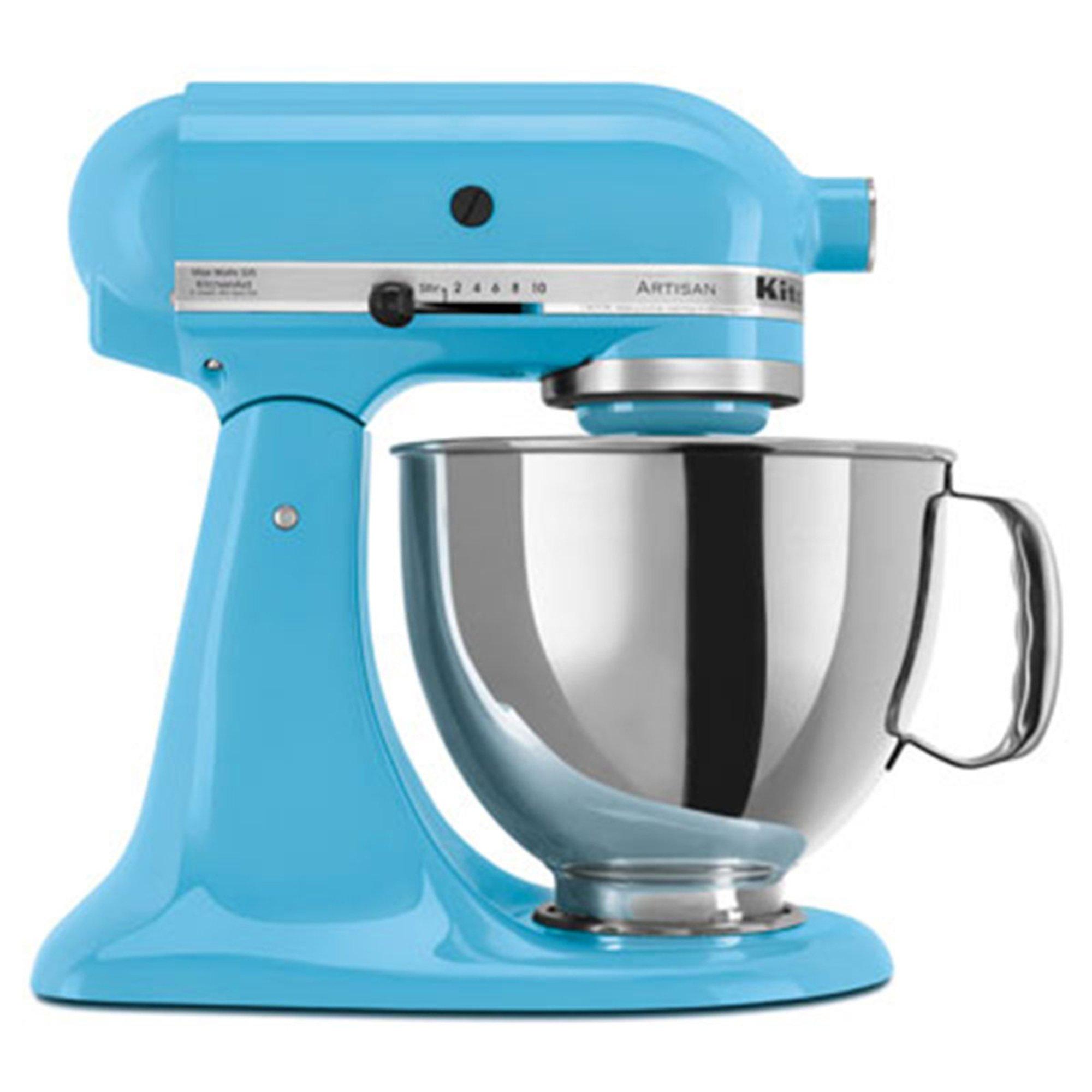 Kitchenaid Artisan Series 5-quart Tilt-head Stand Mixer - Crystal ...