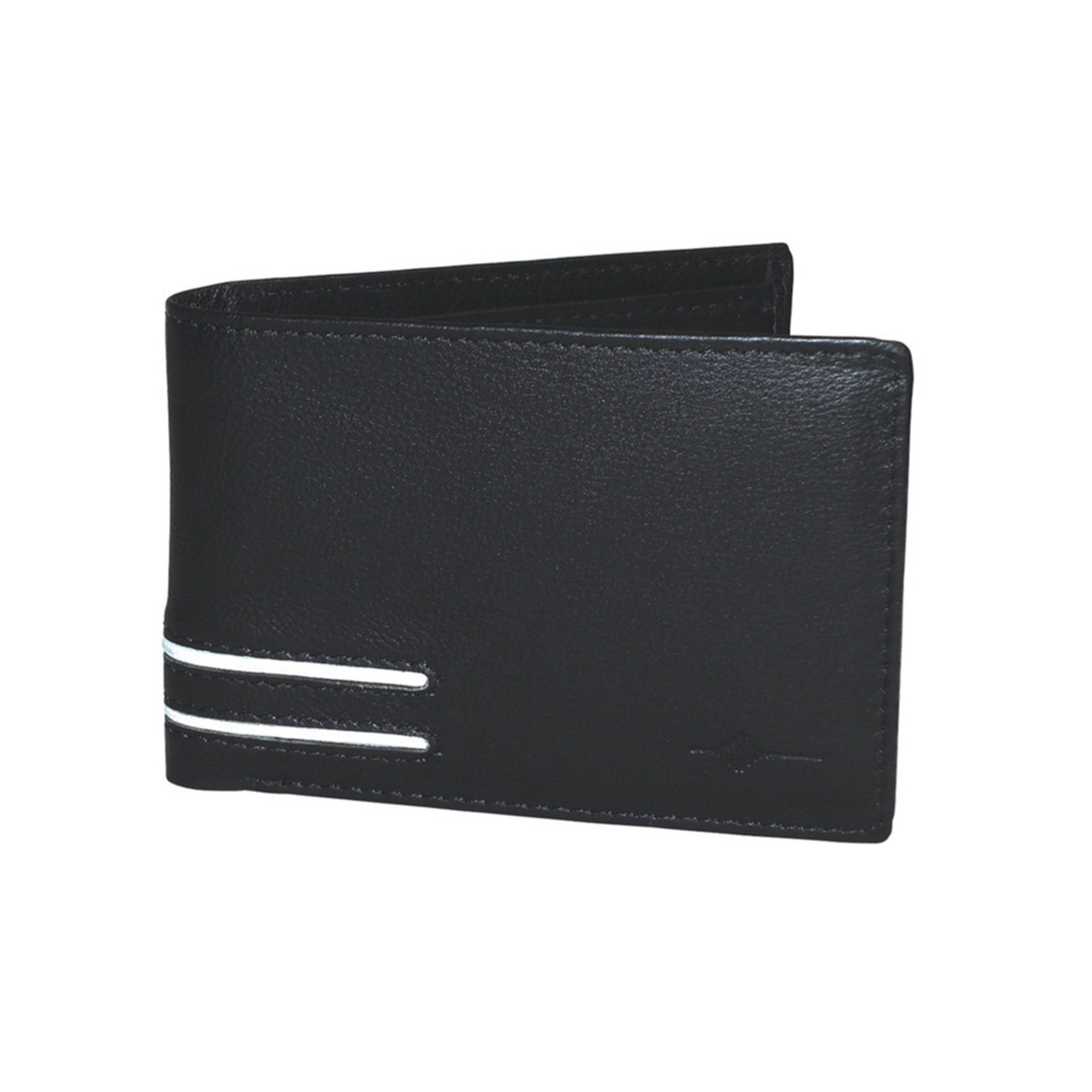 Buxton Luciano Rfid Front Pocket Slimfold Wallet (black ...
