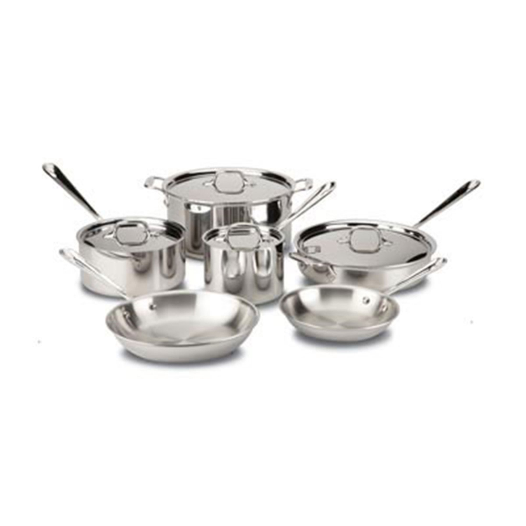 All clad stainless steel cookware sets - Cookware Sets 0