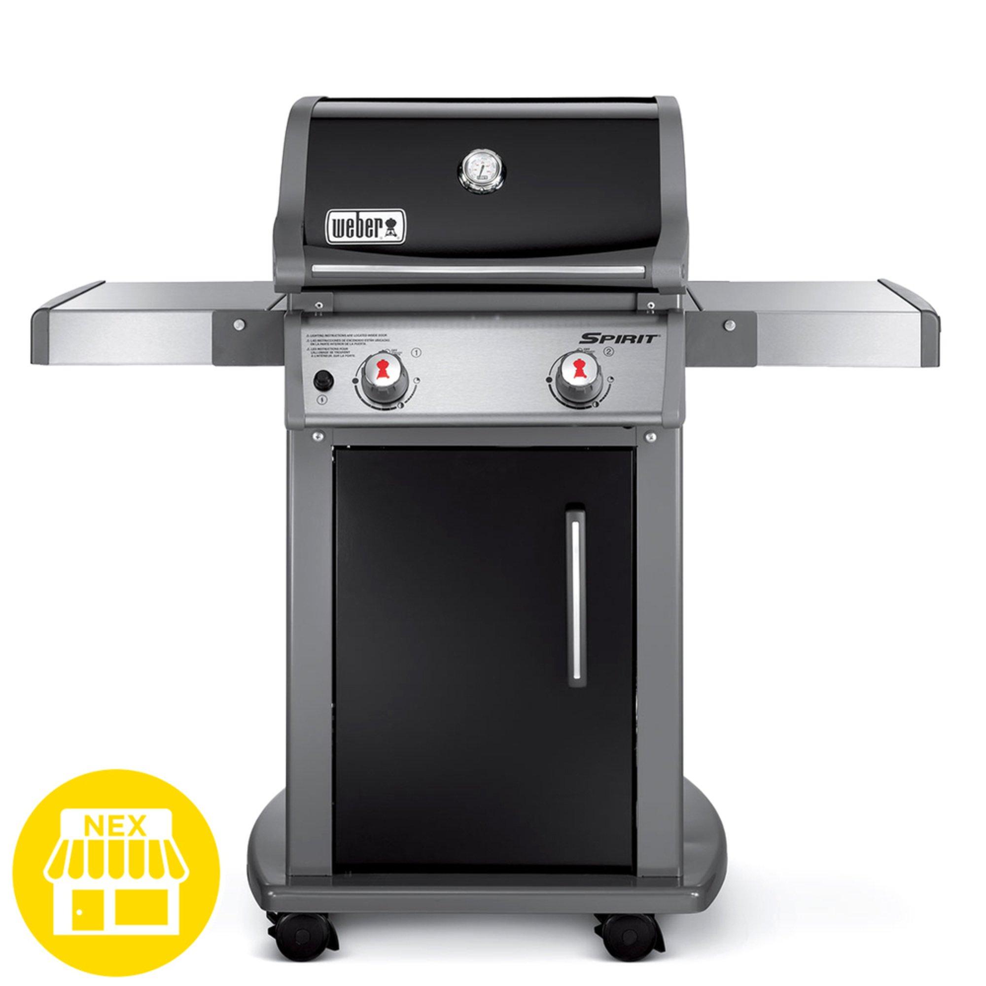 weber spirit e 210 2 burner gas grill gas grills