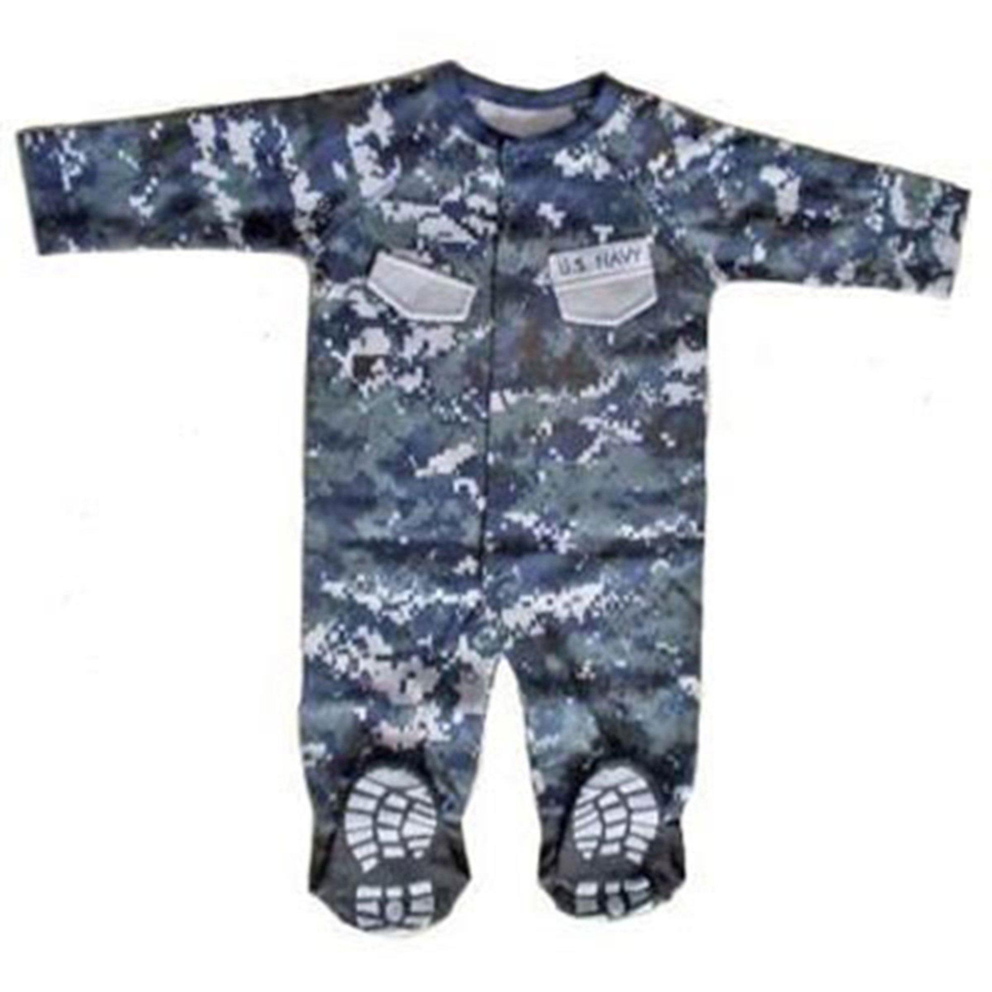 Nwu uniform crawler w boots d navy pride baby clothing kids shop your navy exchange