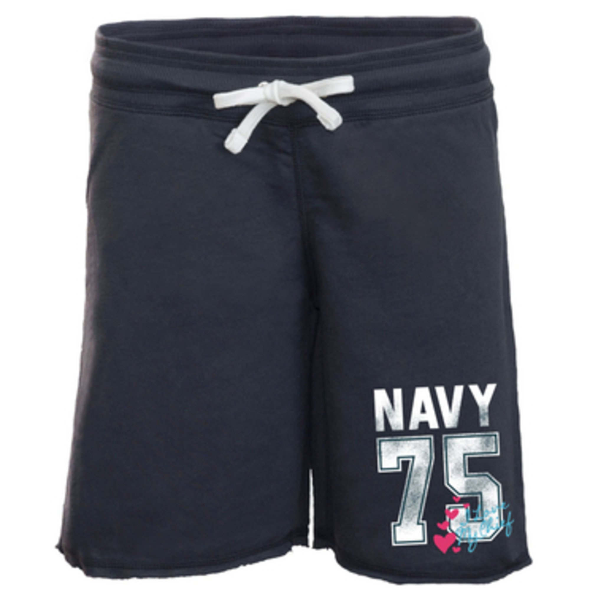 camp david women 39 s usn lauren chief 39 s shorts navy pride. Black Bedroom Furniture Sets. Home Design Ideas