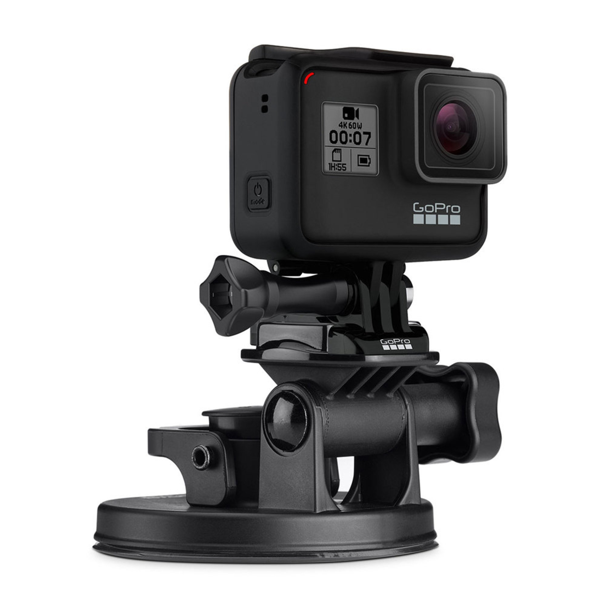 Gopro Suction Cup Mount With Quick Release (aucmt-302
