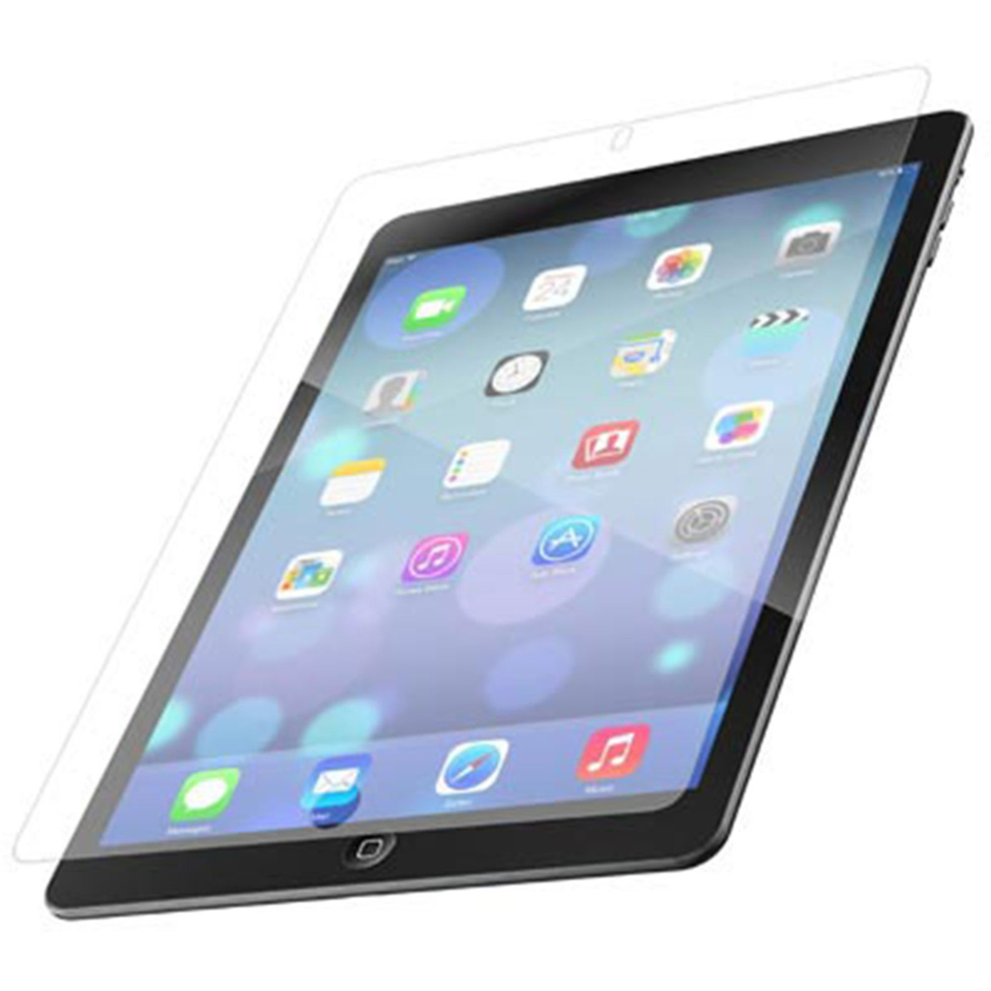 how to put screen protector on ipad air