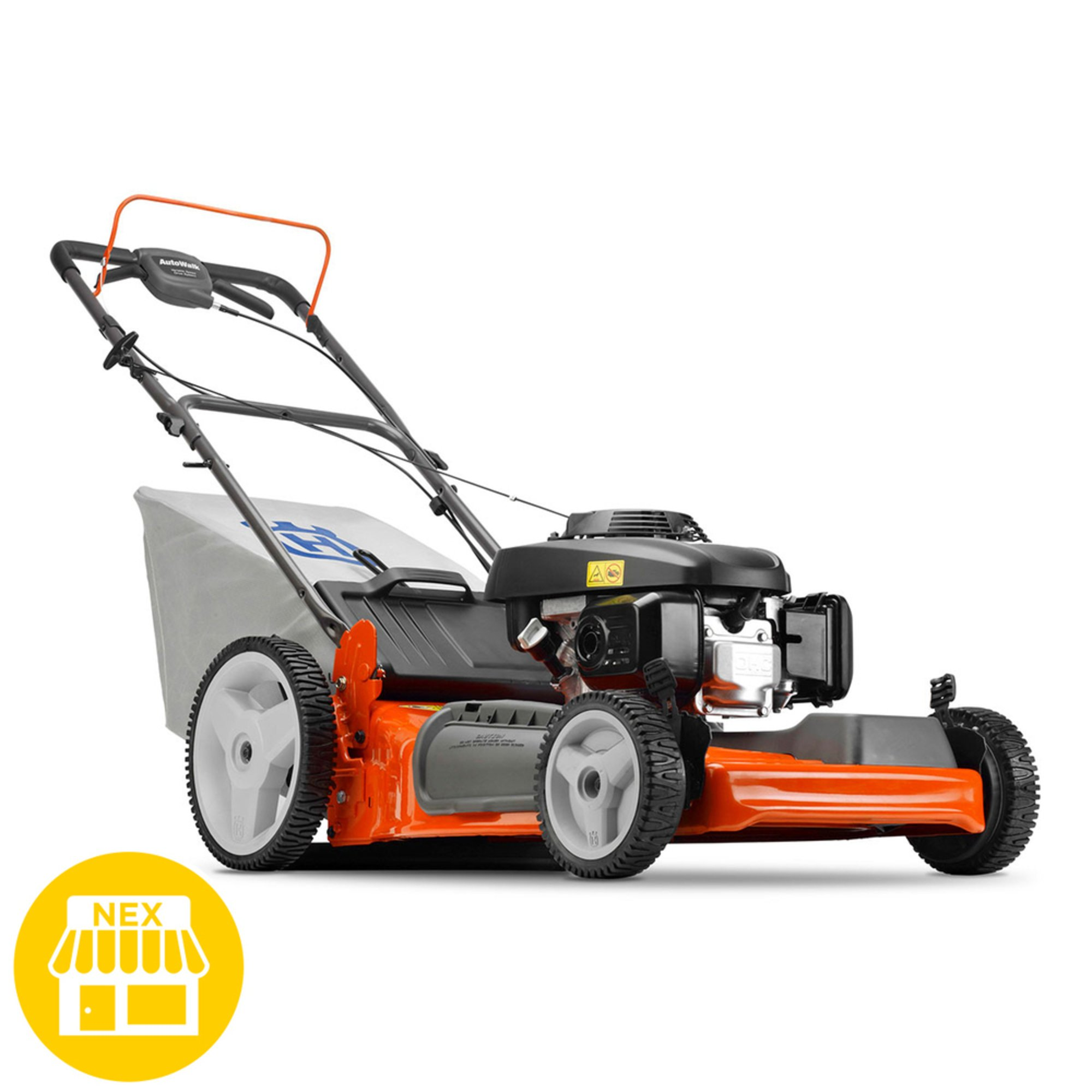Husqvarna 22 Self Propelled Front Wheel Drive