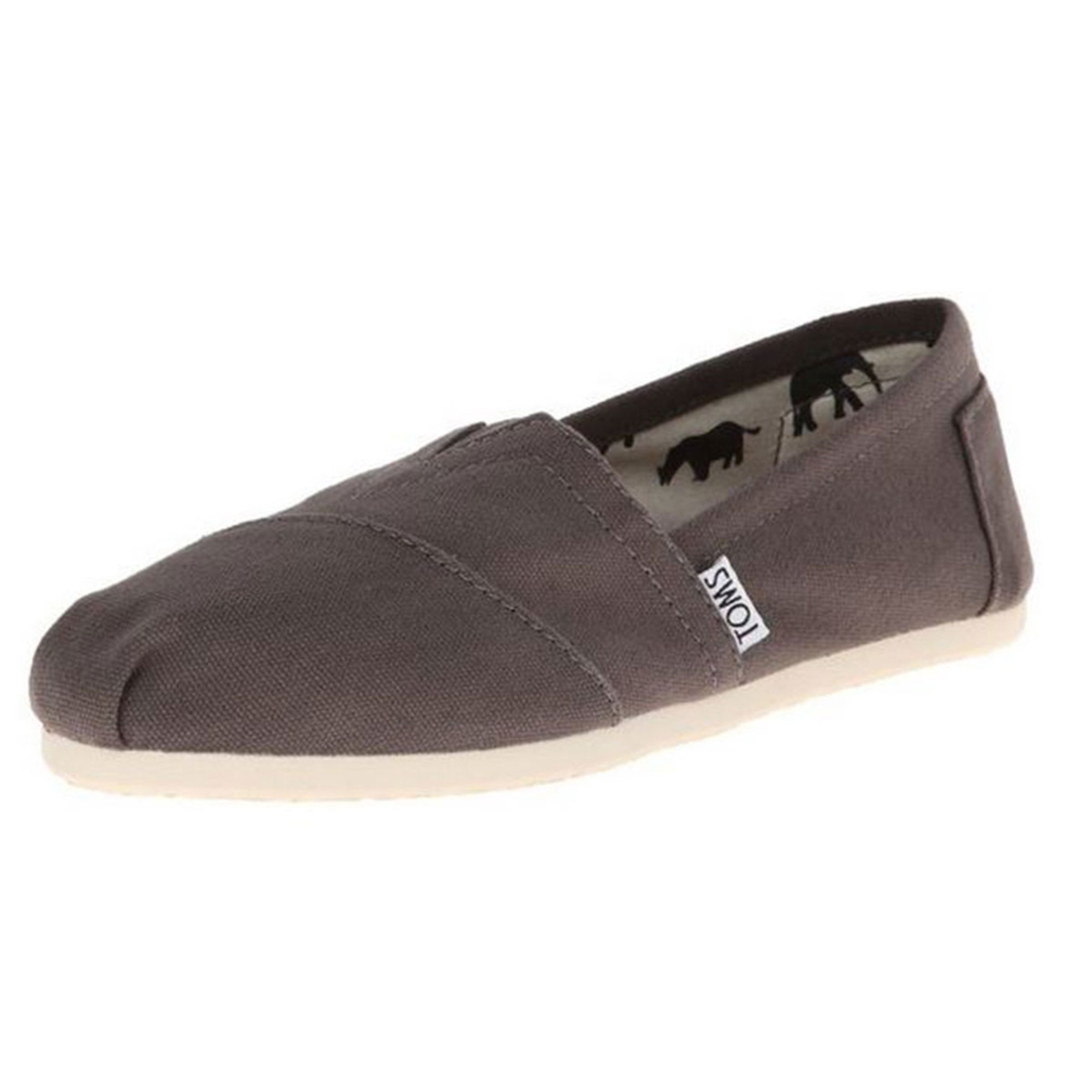 494cb76e2dcf0 Toms Women's Canvas Classic Slip On Shoe | Women's Slip On Shoes ...