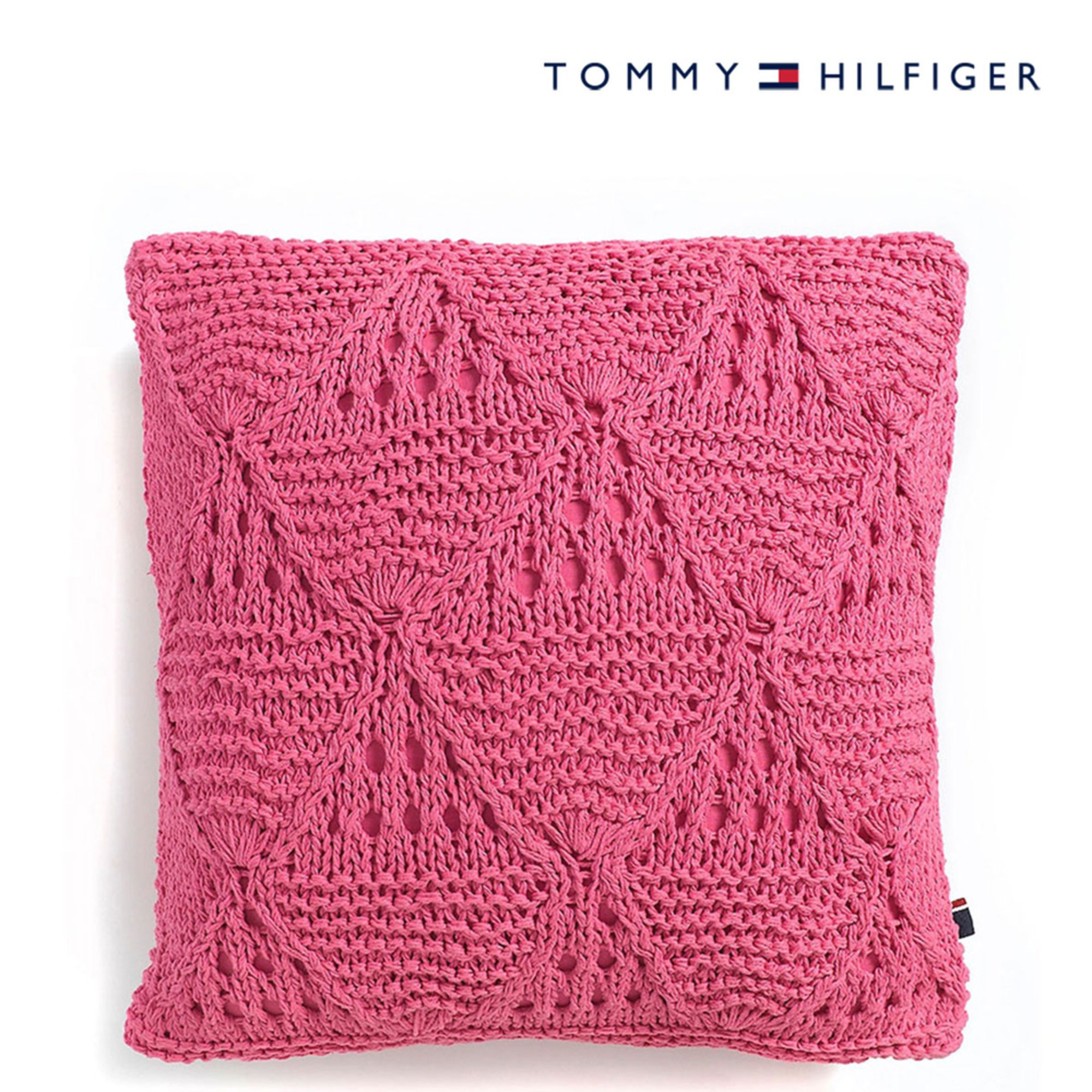 Tommy Hilfiger Decorative Bed Pillows : Tommy Hilfiger Bar Harbor Knit Decorative Pillow Decorative Pillows For The Home - Shop Your ...
