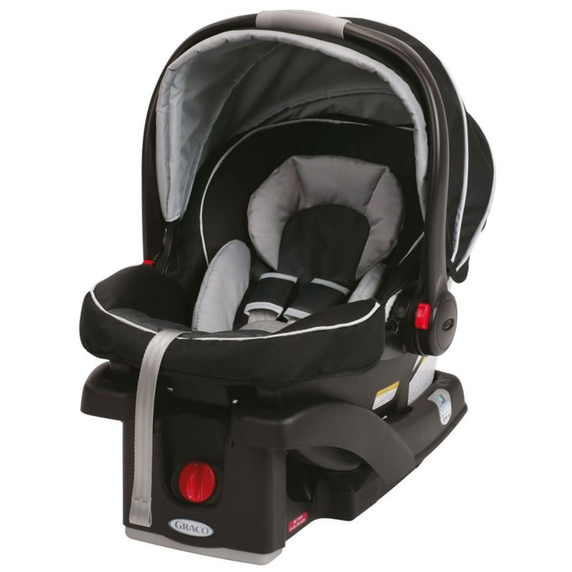 graco snugride click connect 35 infant car sea gotham infant car seats baby kids toys. Black Bedroom Furniture Sets. Home Design Ideas