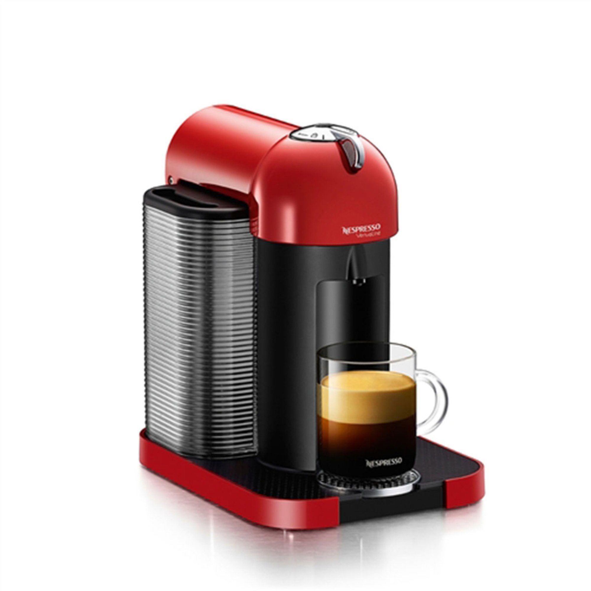 Nespresso Espresso Vertuoline, Red (gca1-us-re-ne) Single-serve Coffee Makers For The Home ...
