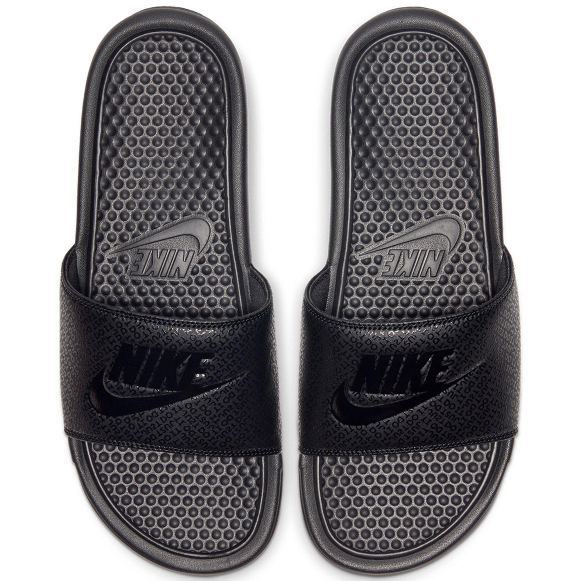 new styles cf8d6 d9ab5 Nike. Nike Mens Benassi Just Do It Slide