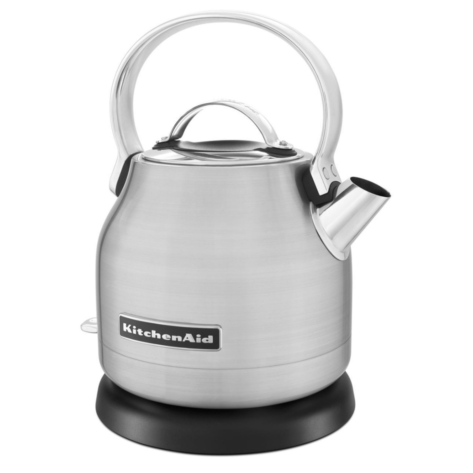 Kitchenaid 1.25-liter Small Space Electric Kettle - Brushed ...