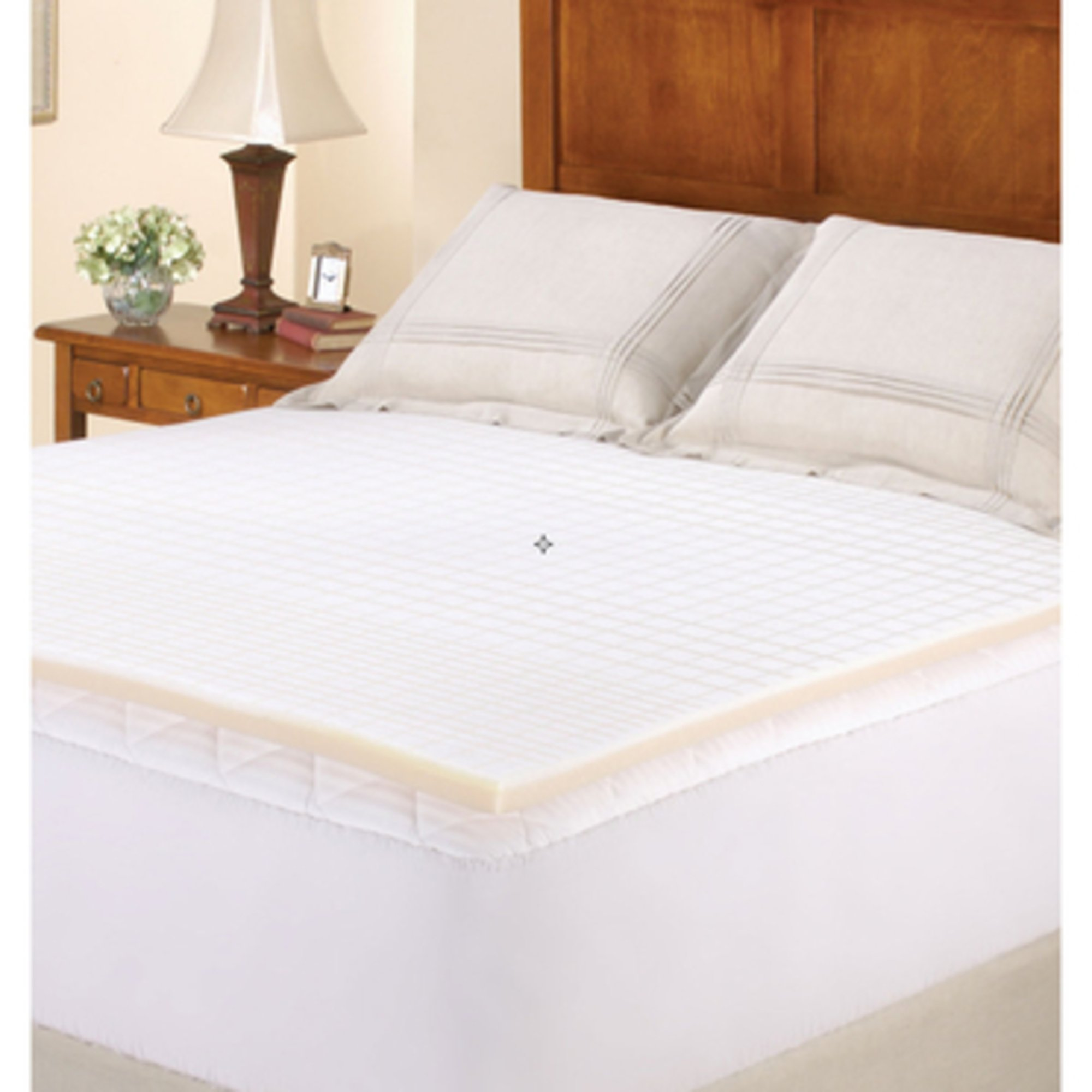 mattress pads u0026 toppers 0 - Memory Foam Mattress Topper Queen