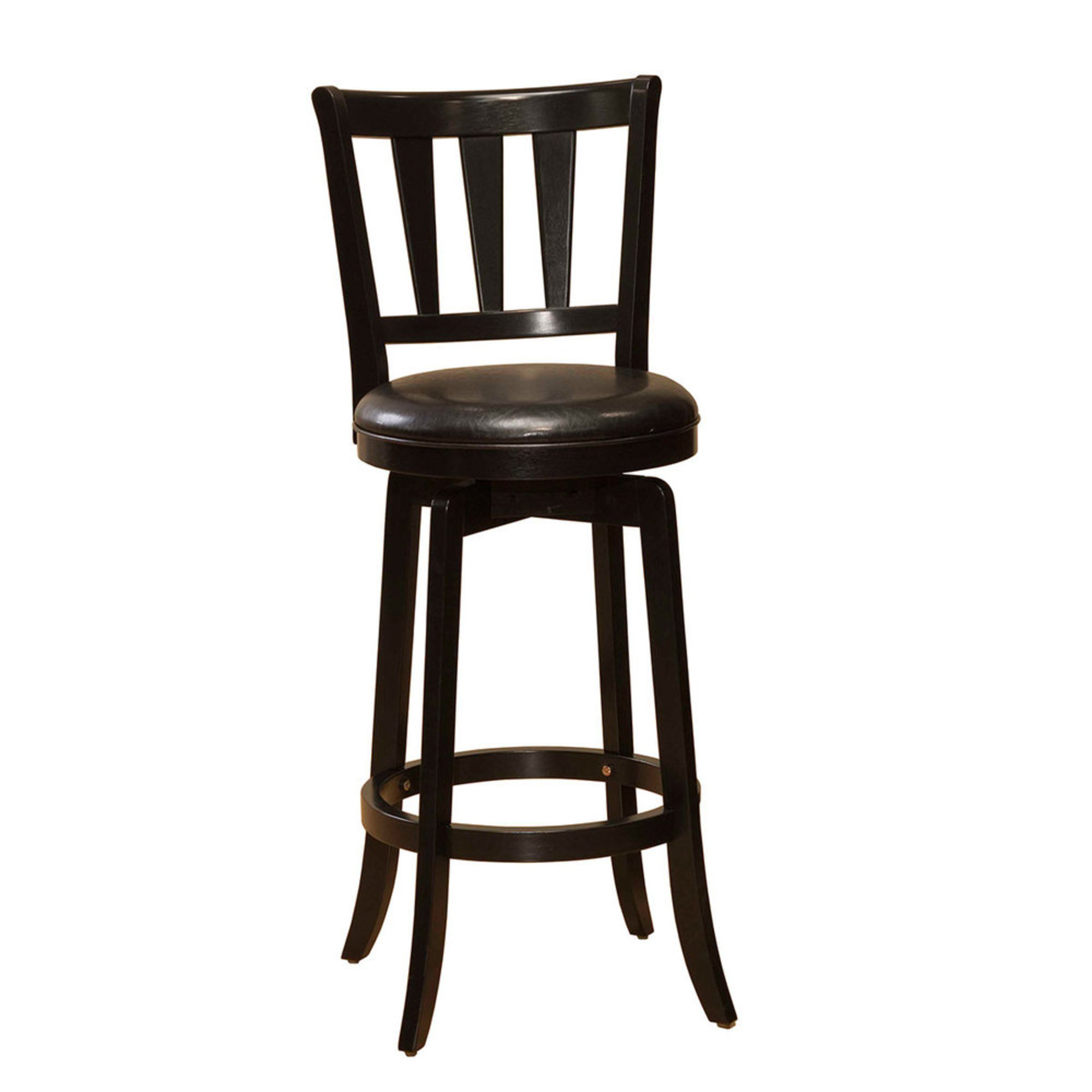 Presque Isle Swivel Black Bar Stool Search Results Parent Category Shop Your Navy