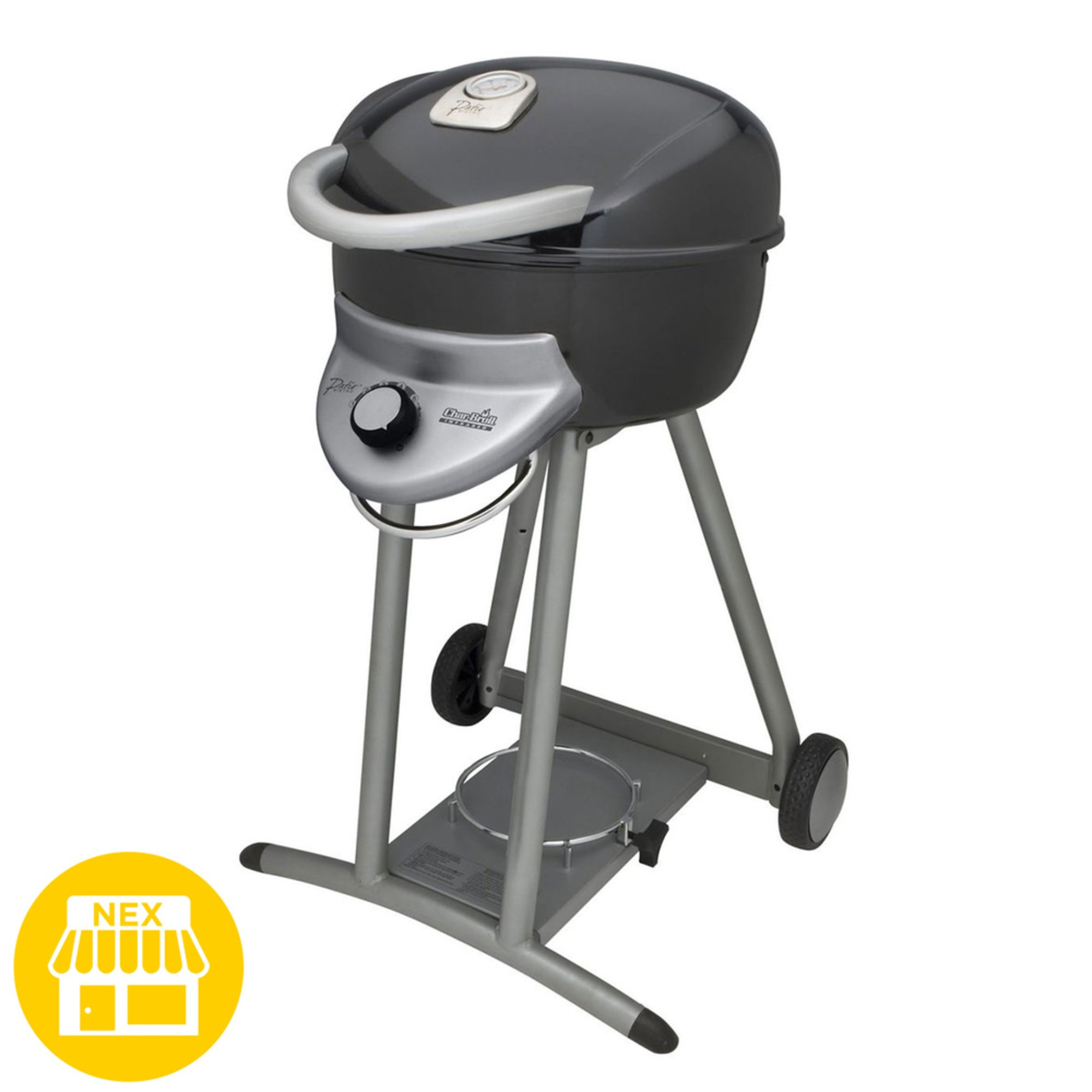 Char Broil Tru Infrared Patio Bistro Gas Grill | Gas Grills | Outdoor  Living   Shop Your Navy Exchange   Official Site