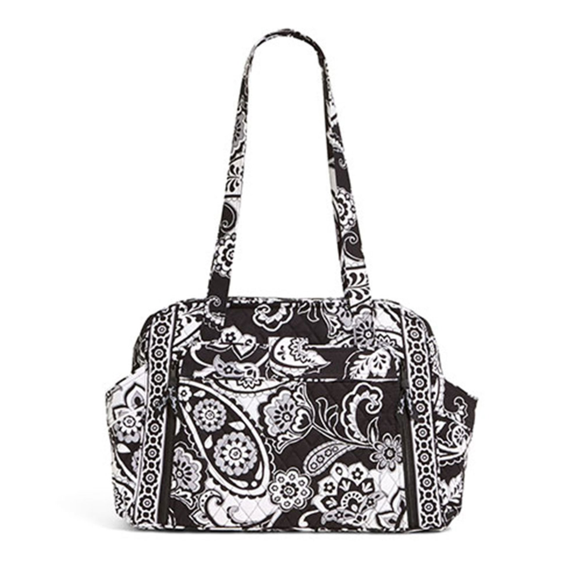 vera bradley make a change baby bag midnight paisley totes kids shop your navy exchange. Black Bedroom Furniture Sets. Home Design Ideas