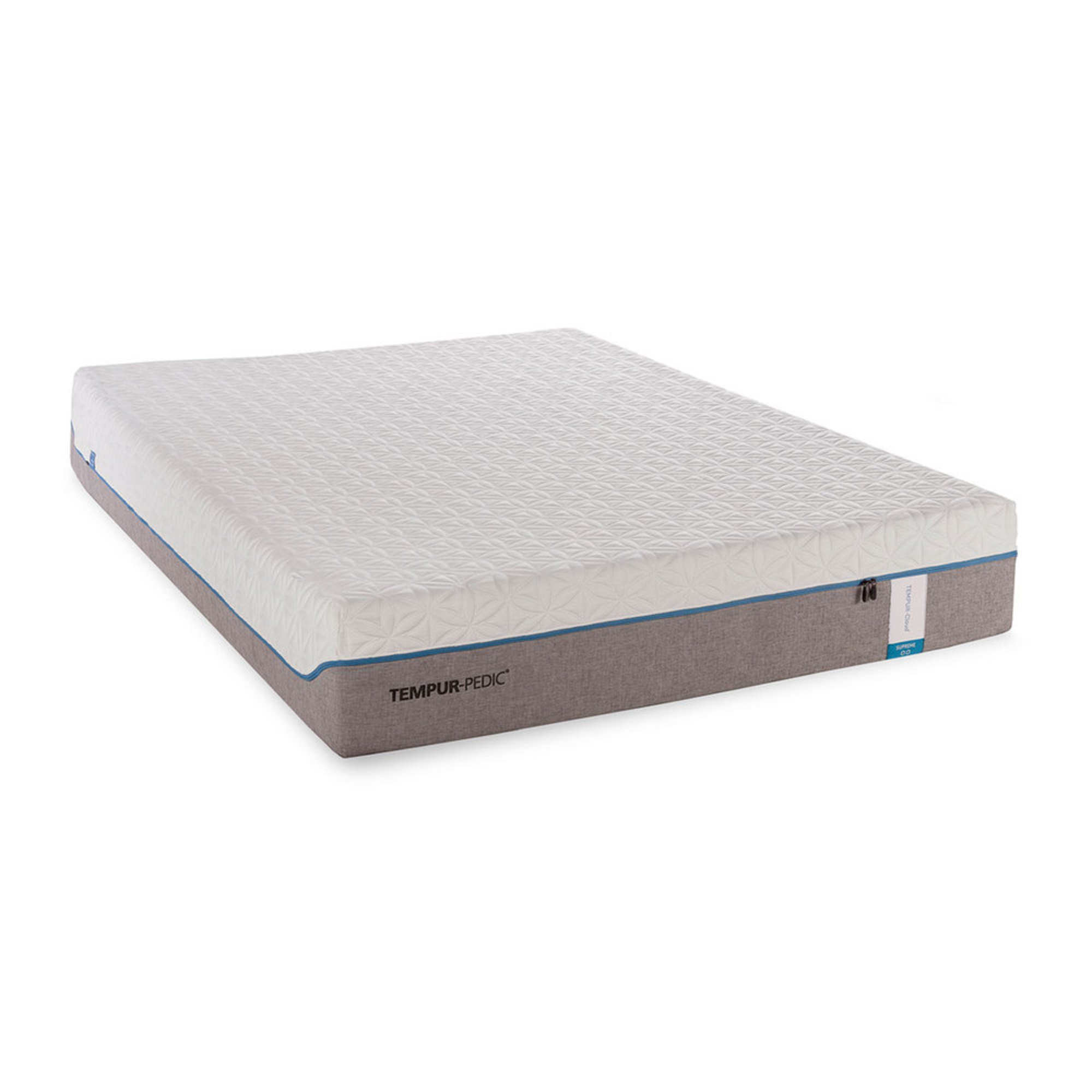 Tempur Pedic Tempur Cloud Supreme Mattress Twin Long Mattresses For The Home Shop Your