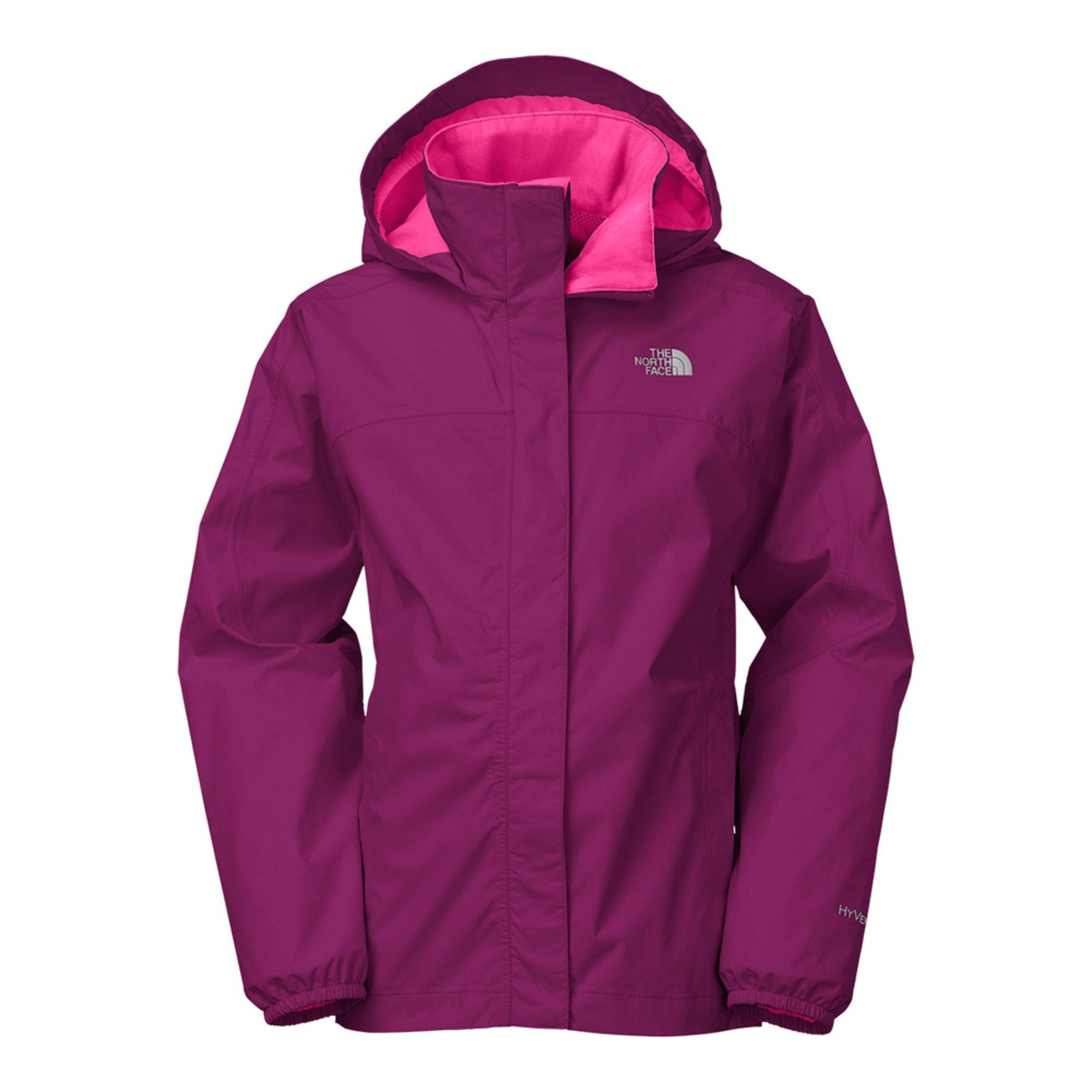 The North Face Girls Resolve Rain Jacket Girls 39 Clothing