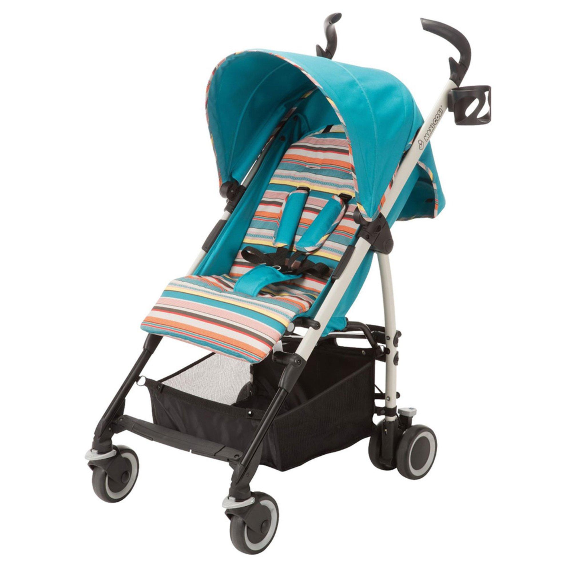 Maxi Cosi Kaia Stroller Bohemian Blue Lightweight