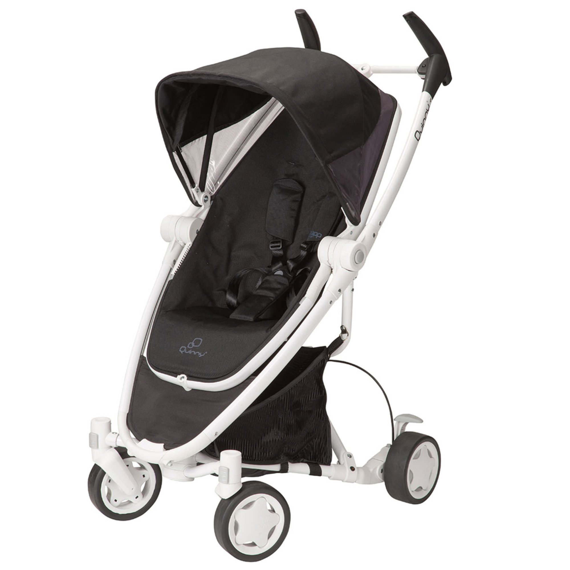 quinny zapp xtra stroller black irony full size strollers baby kids toys shop your. Black Bedroom Furniture Sets. Home Design Ideas