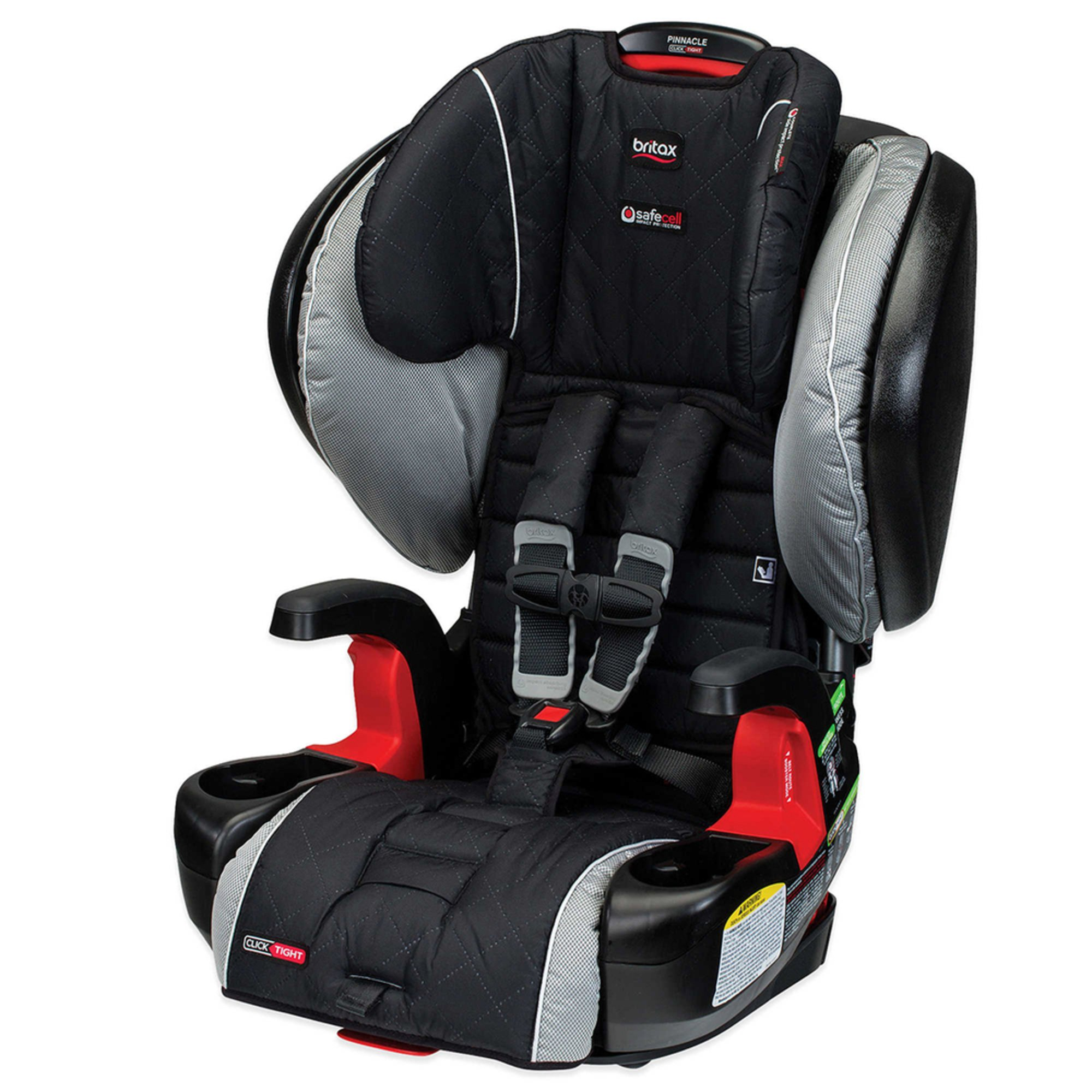 britax pinnacle clicktight g1 1 harness 2 booster seat manhattan harness booster seats baby. Black Bedroom Furniture Sets. Home Design Ideas