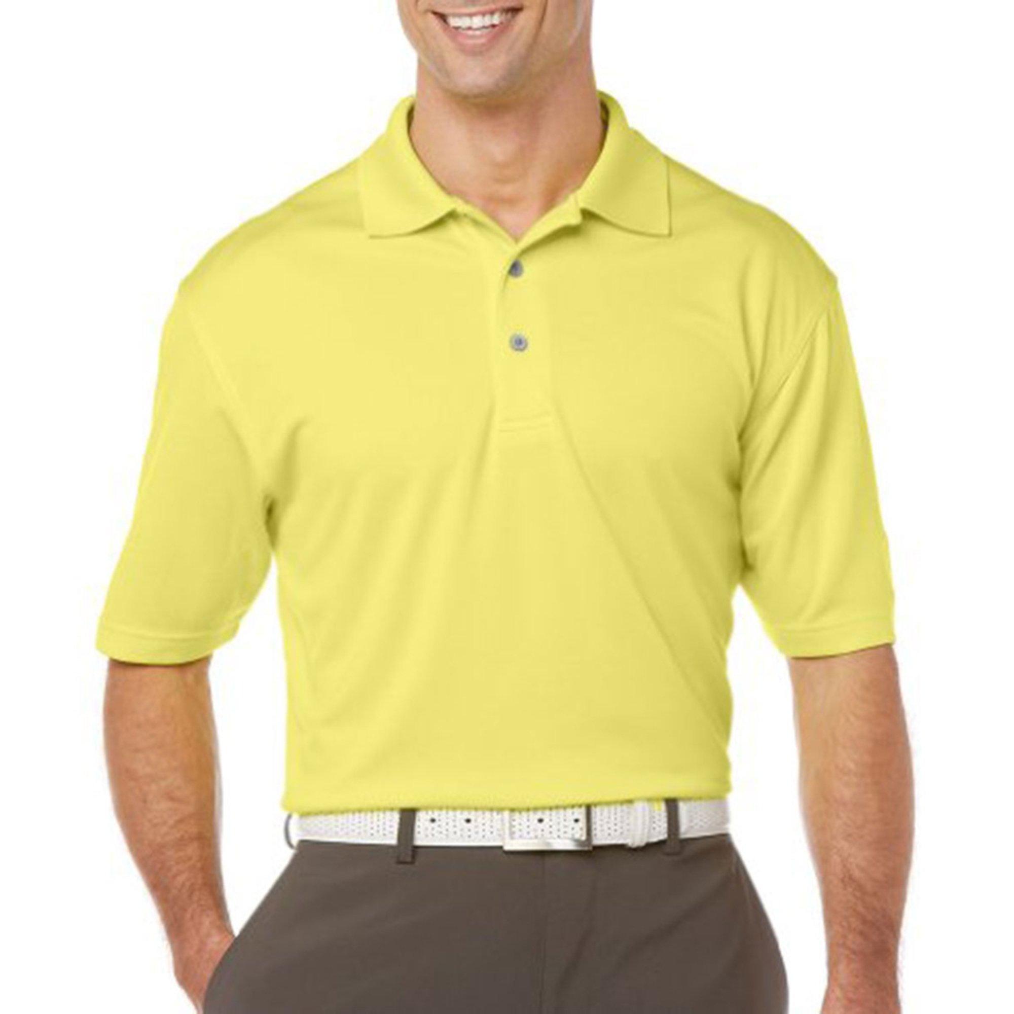 pga tour men u0026 39 s solid golf polo shirt