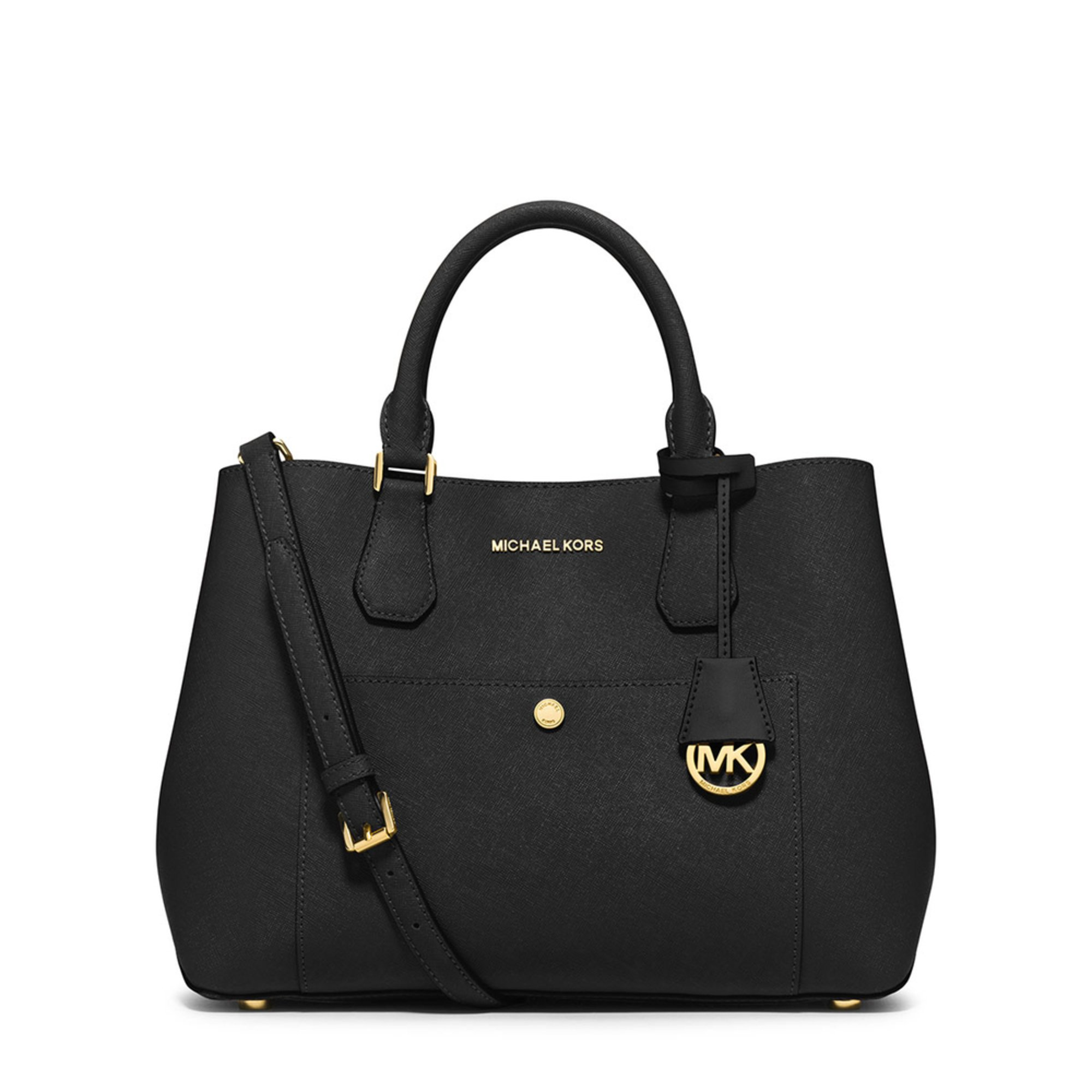 michael michael kors michael michael kors greenwich large tote bicolor ...