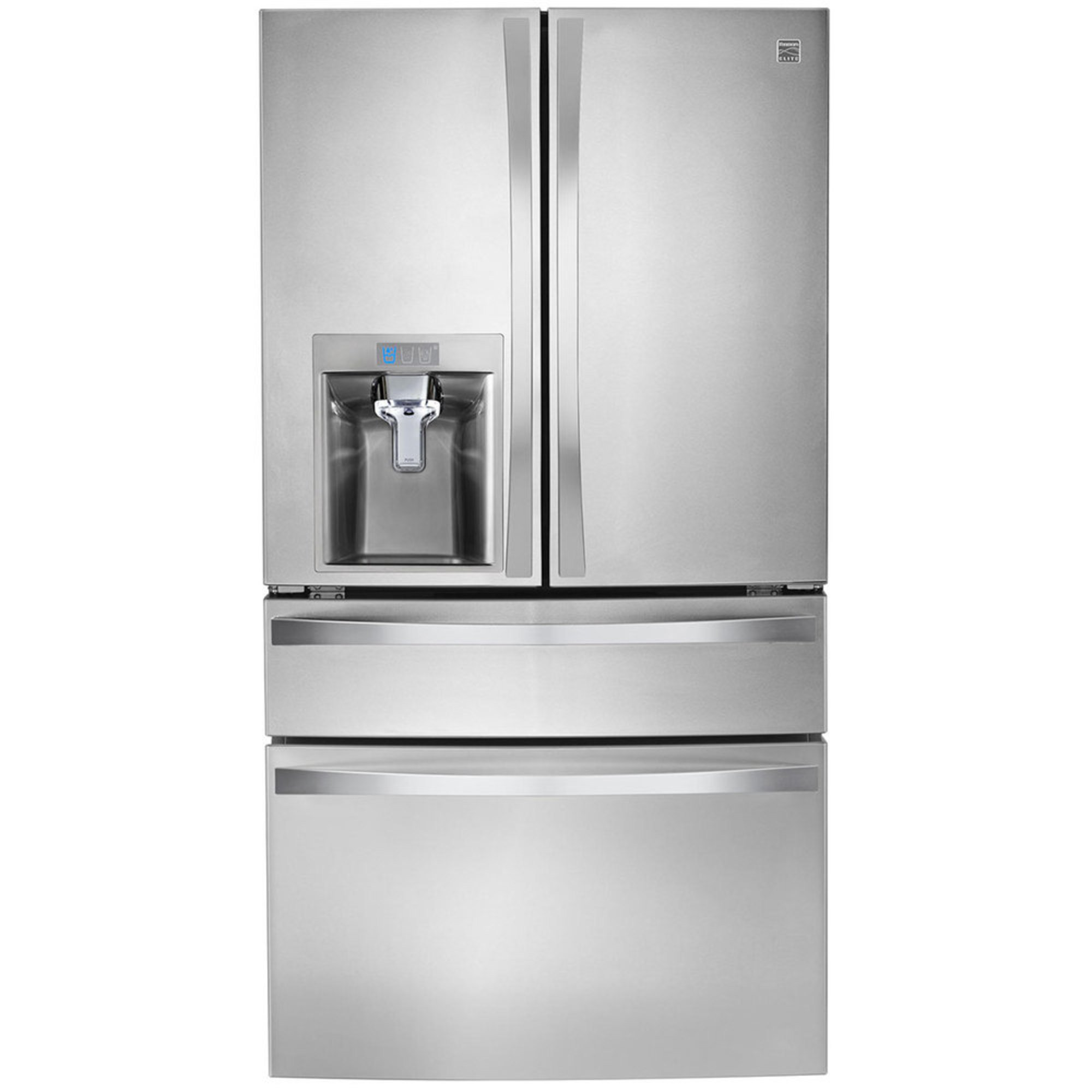 Kenmore elite 299 cuft 4 door french door refrigerator kenmore kenmore elite 299 cuft 4 door french door refrigerator rubansaba