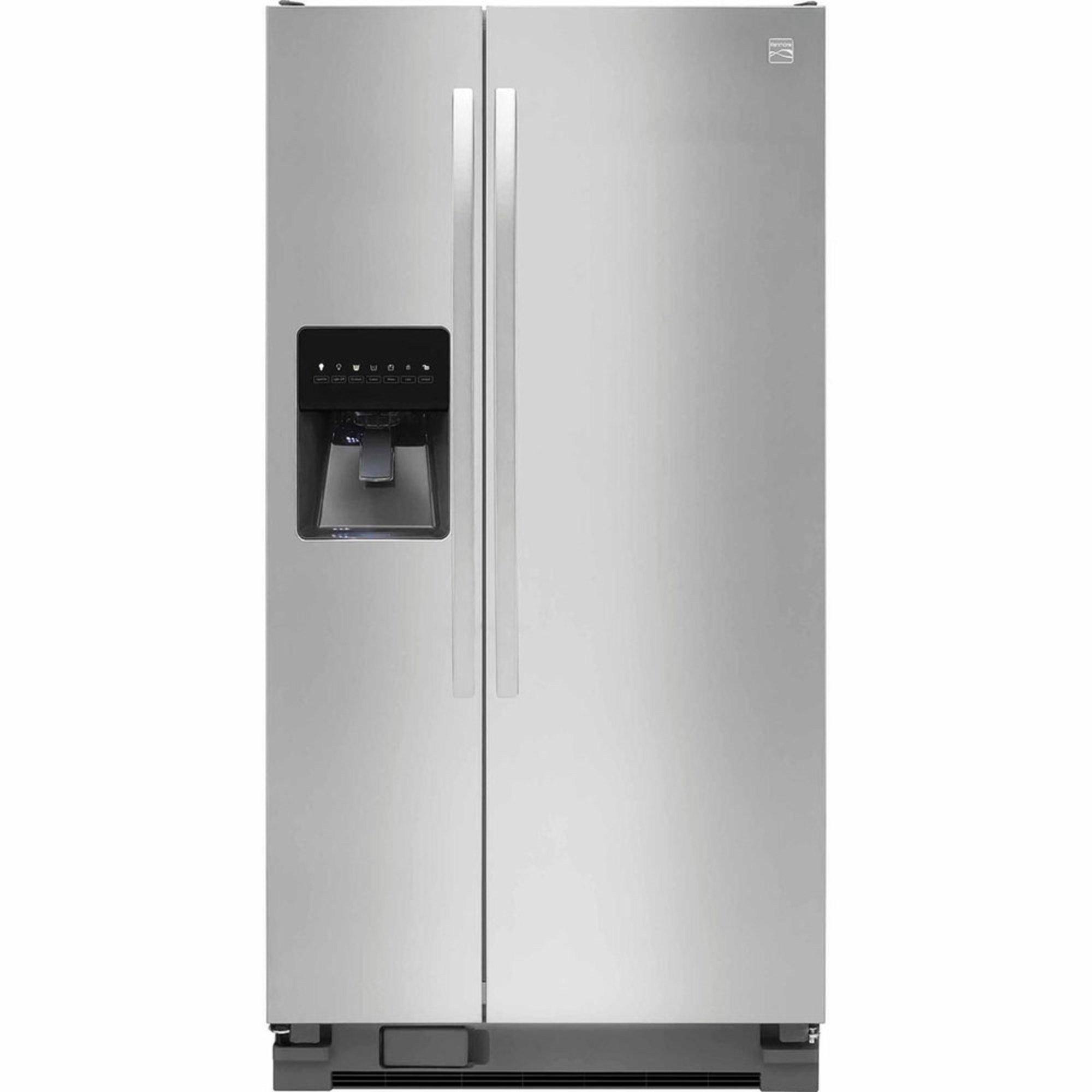 kenmore fridge stainless steel. kenmore fridge stainless steel s