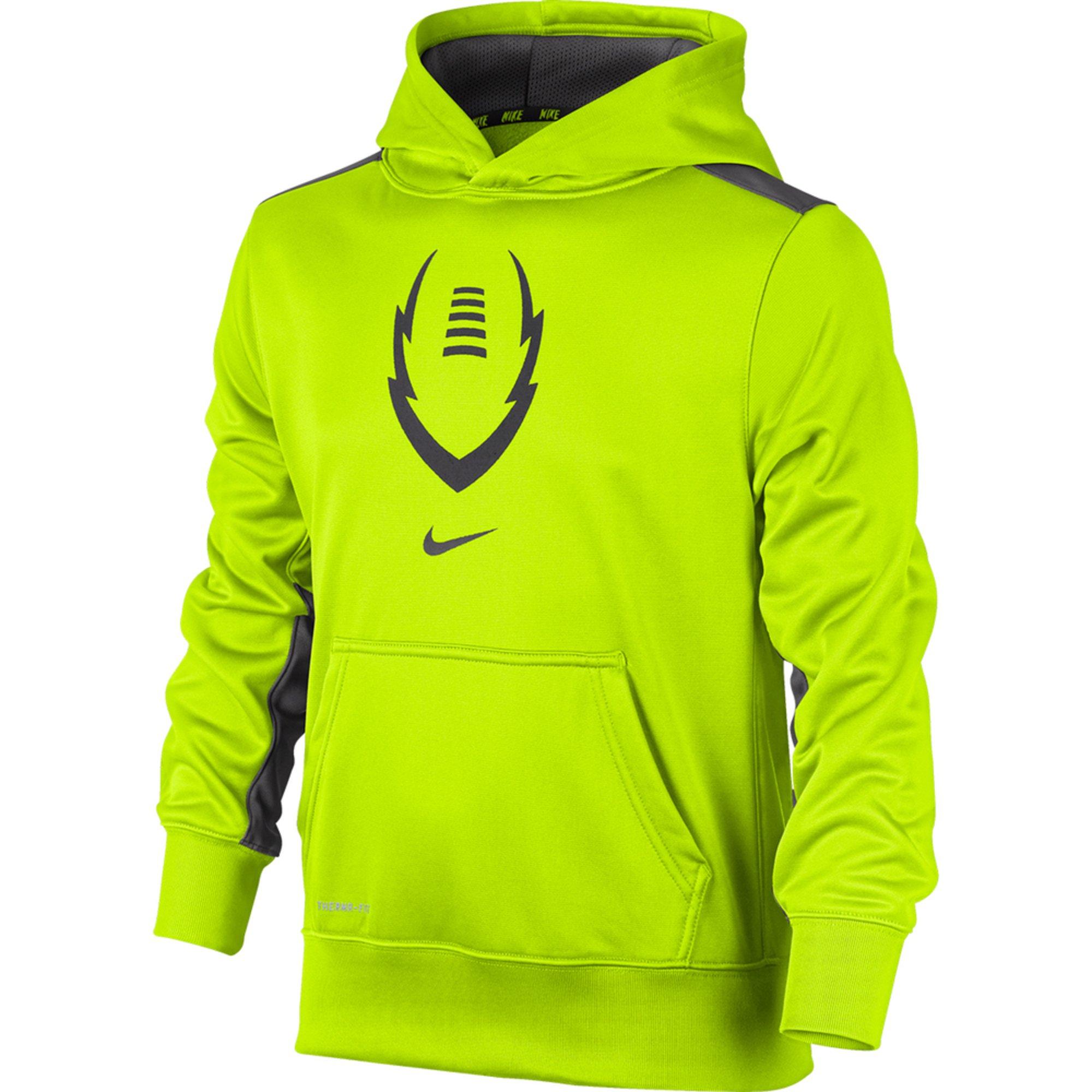 nike big boys ignite football hoodie big boys hoodies